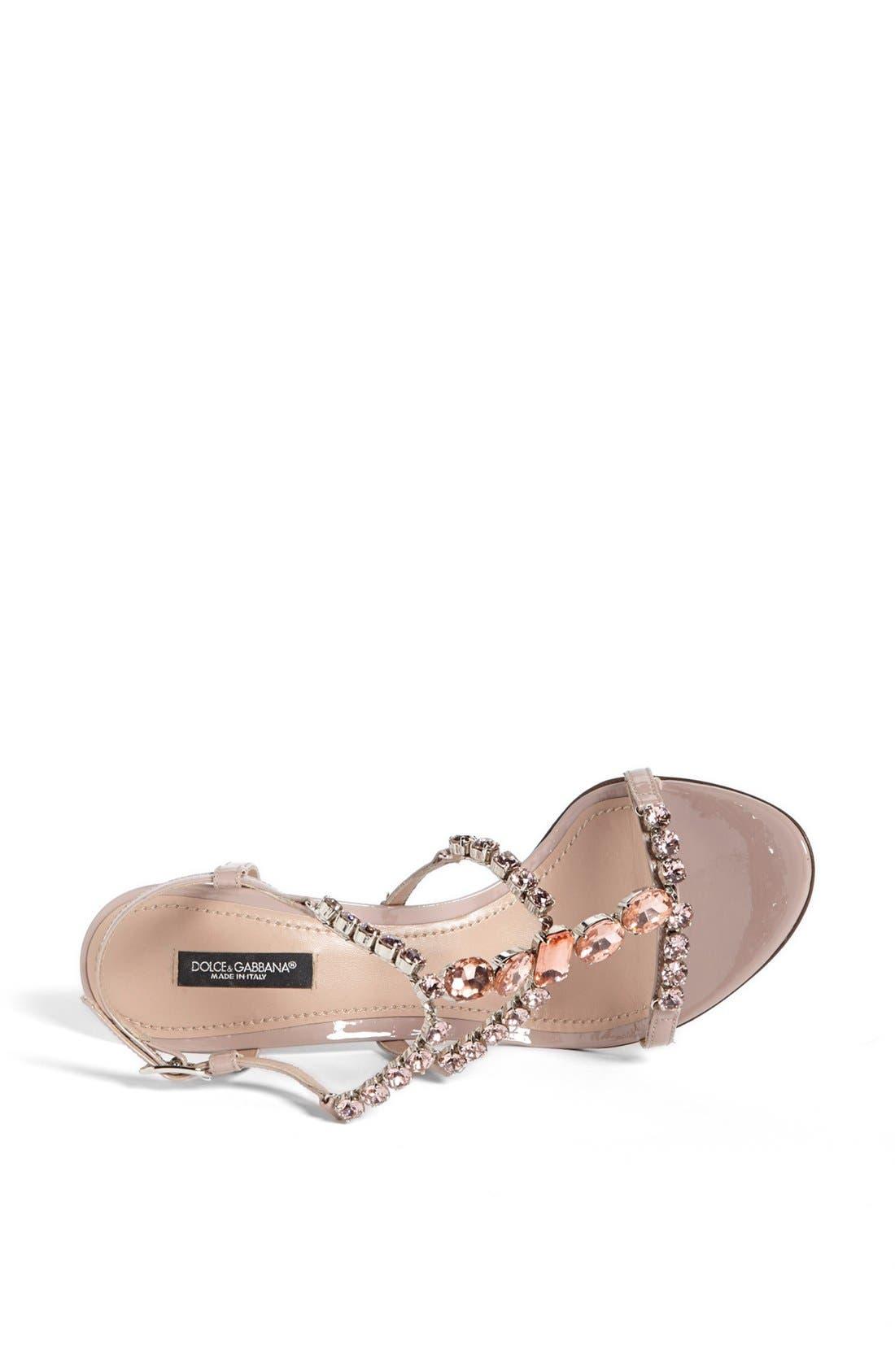 Alternate Image 3  - Dolce&Gabbana Jewel Sandal