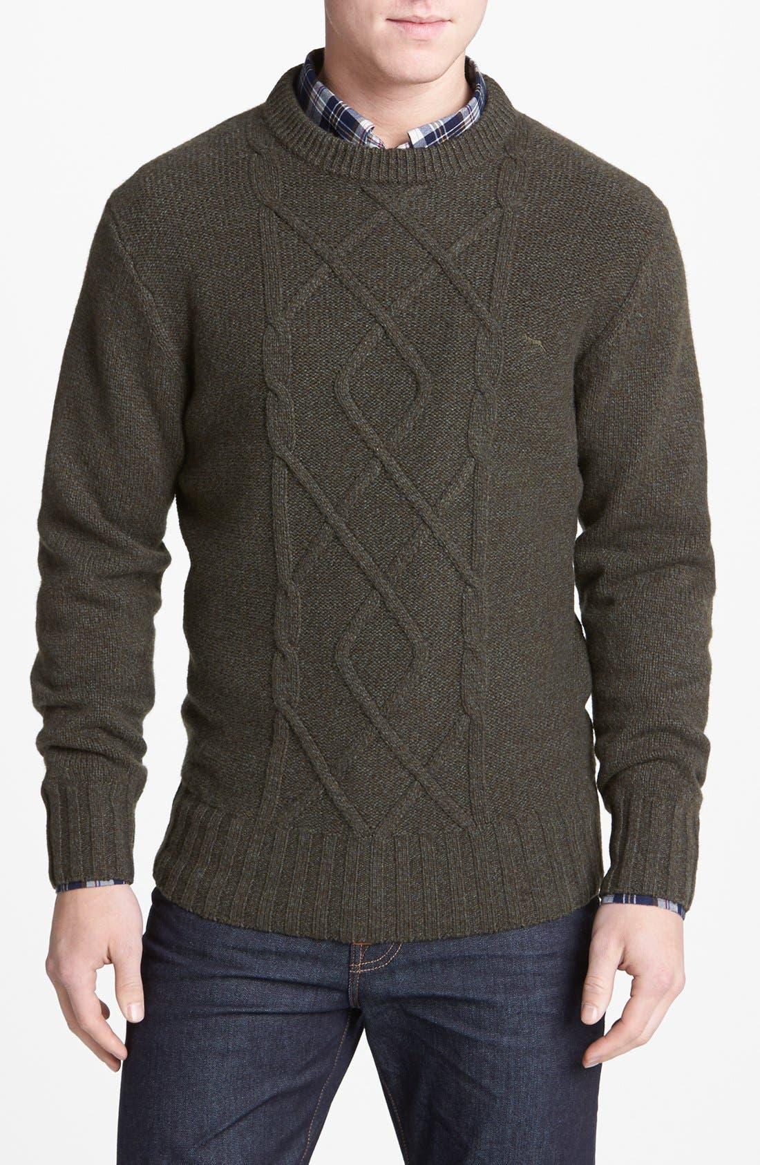 Main Image - Rodd & Gunn 'Sumer' Cable Knit Sweater
