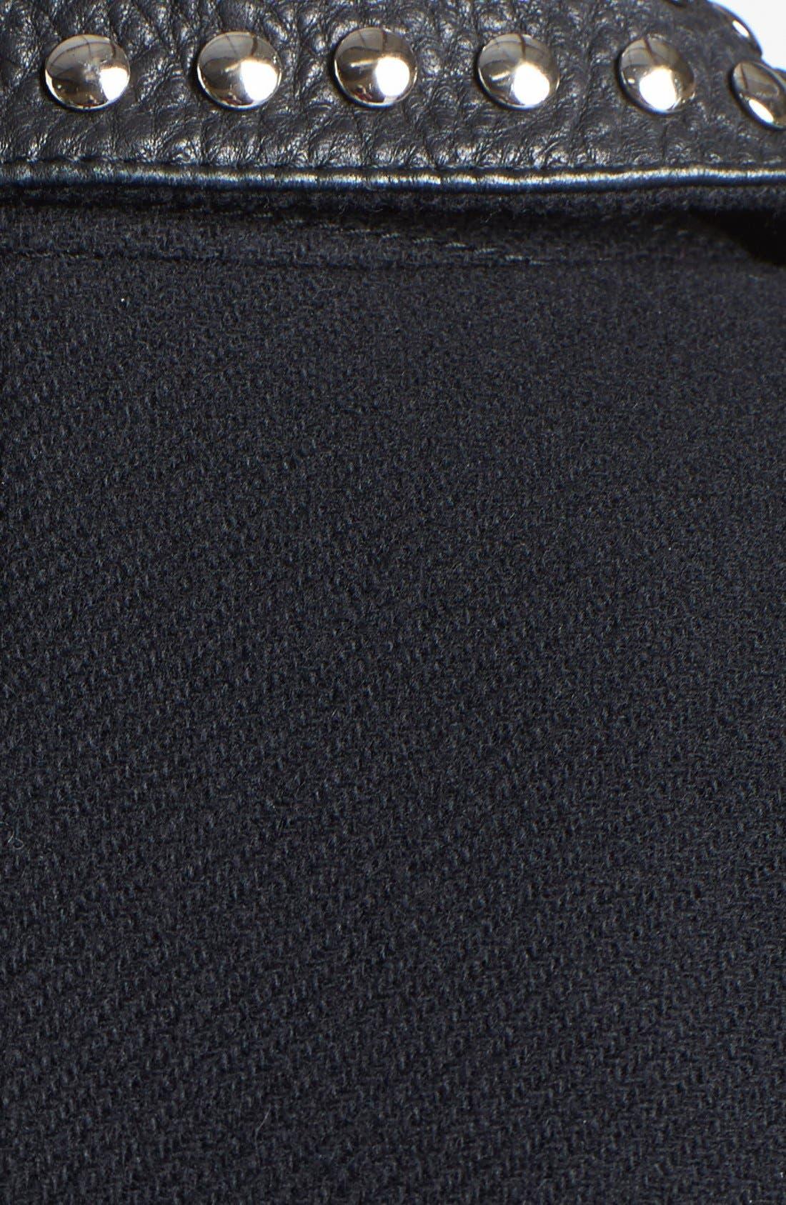 Alternate Image 3  - Burberry Brit 'Masondale' Wool Blend Coat