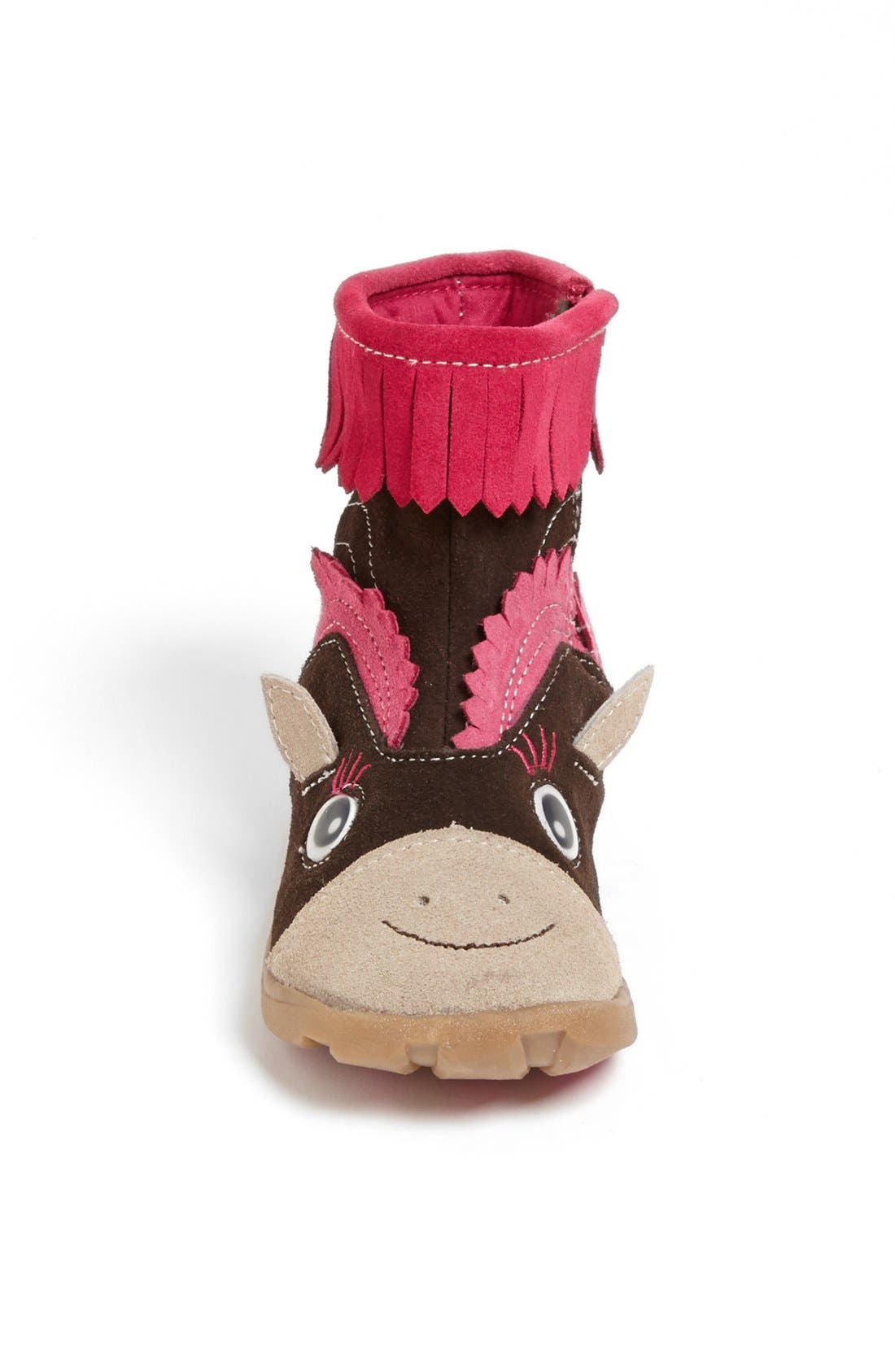 Alternate Image 3  - Zooligans 'Paloma the Pony' Boot (Baby, Walker, Toddler & Little Kid)
