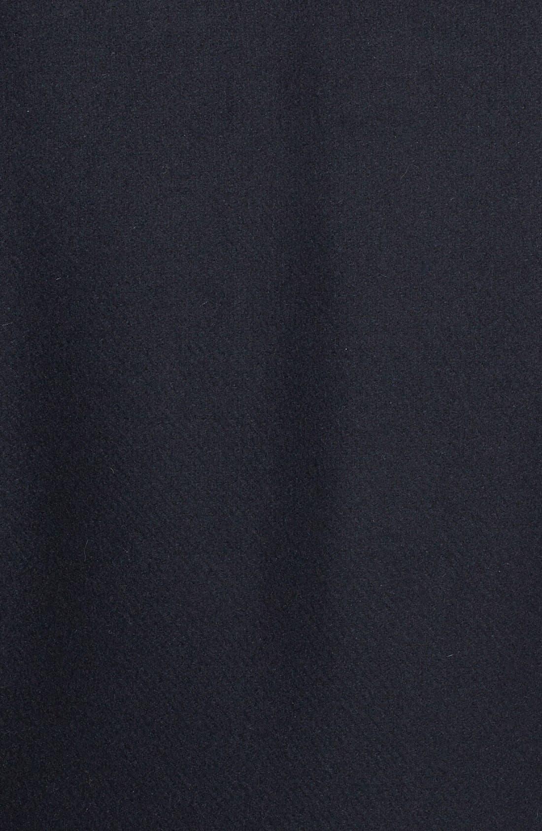 Alternate Image 3  - Kristen Blake Asymmetrical Wool Blend Coat (Nordstrom Exclusive)