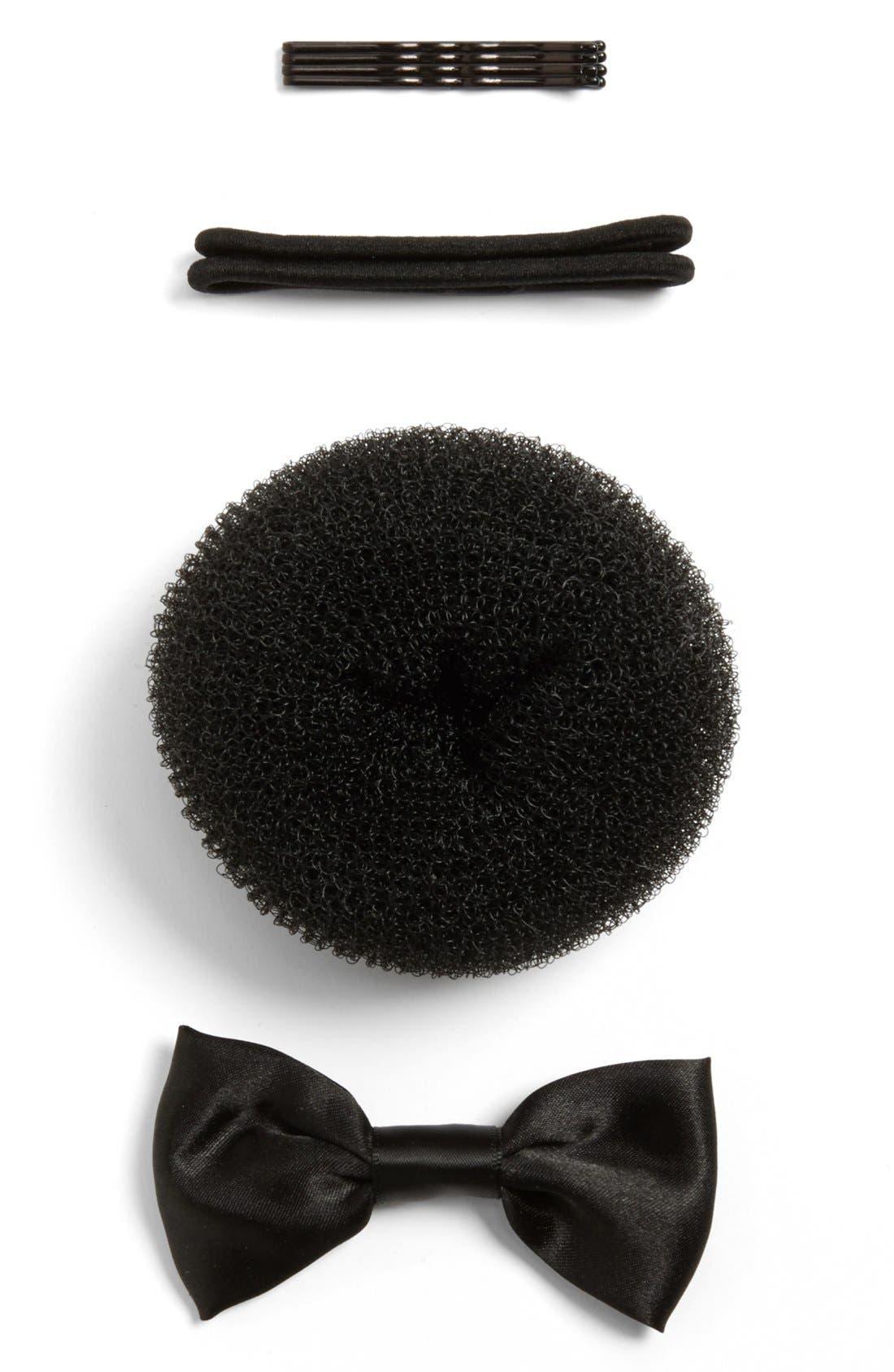 Alternate Image 1 Selected - Capelli of New York Bow & Bun Shaper Kit (Juniors) (Online Only)
