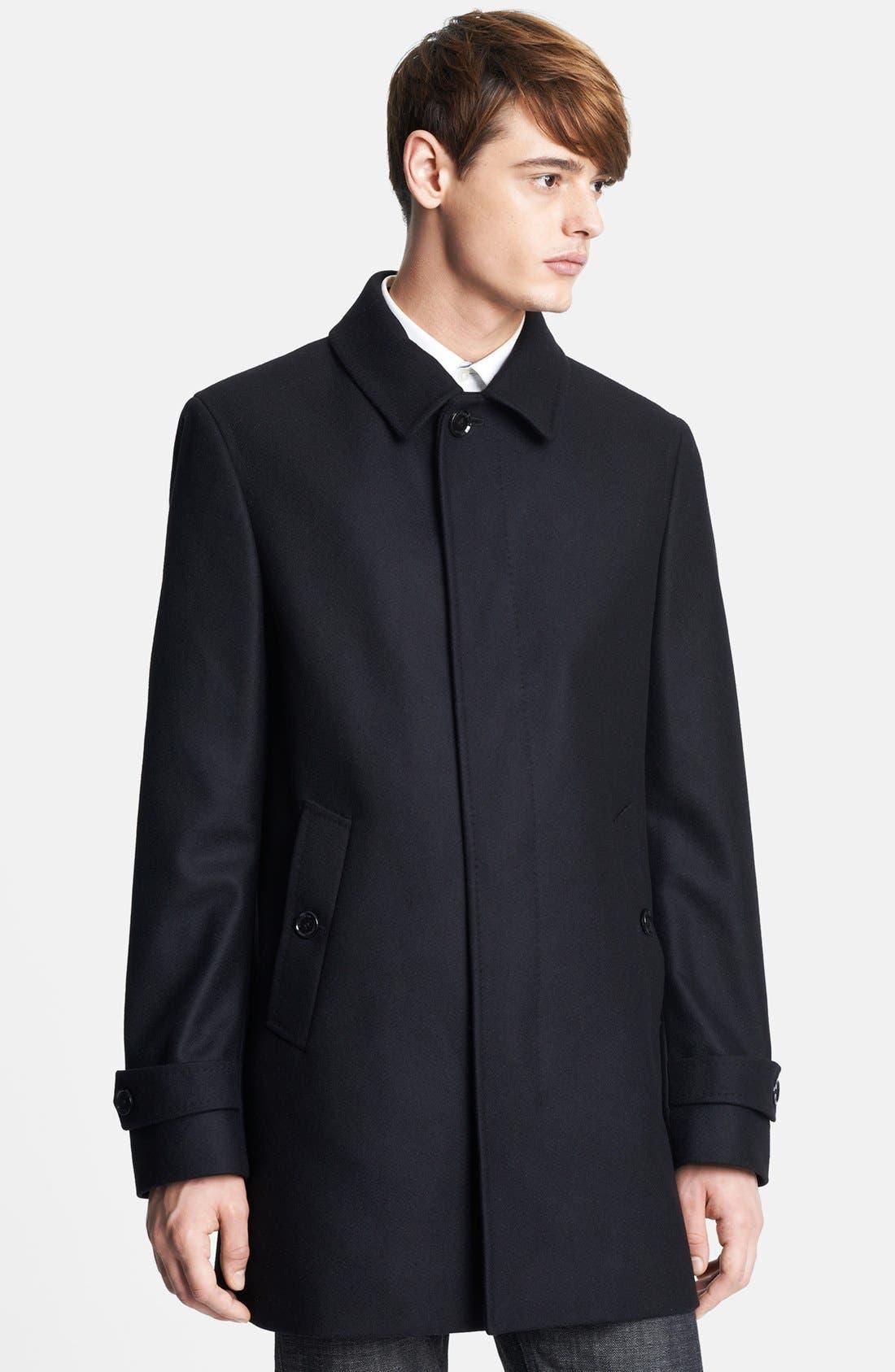 Alternate Image 1 Selected - Burberry London 'Carlson' Topcoat