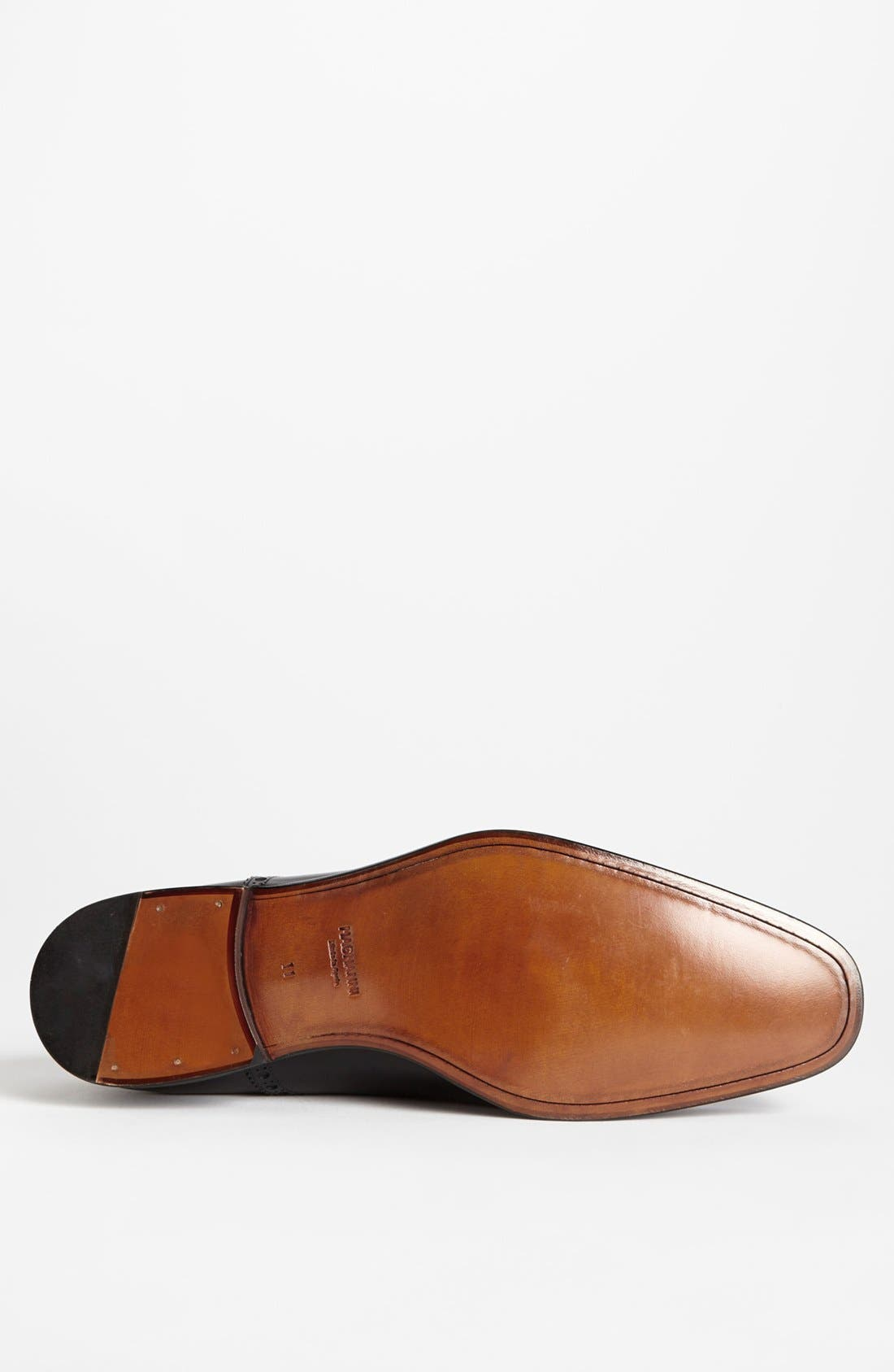 Alternate Image 4  - Magnanni 'Alba' Cap Toe Derby (Men) (Online Only)