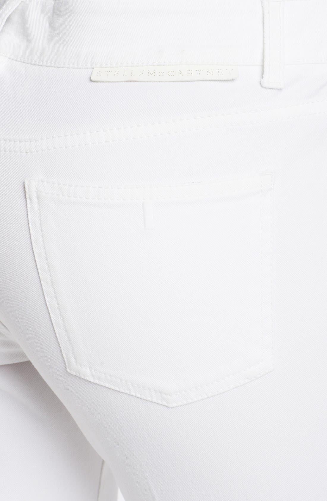 Alternate Image 3  - Stella McCartney 'Simone' Skinny Ankle Grazer Jeans
