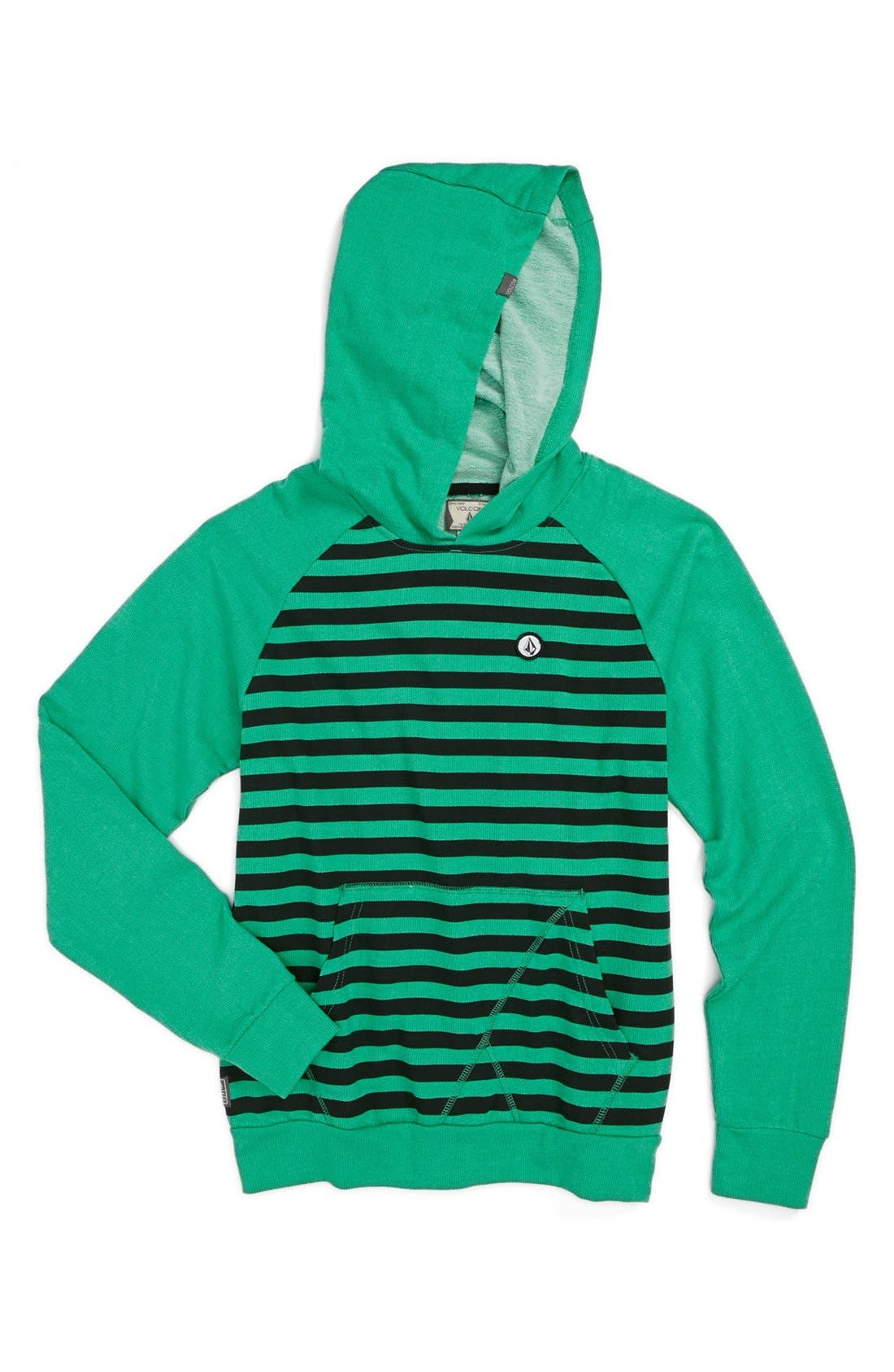 Alternate Image 1 Selected - Volcom 'Masses' Hoodie (Big Boys)