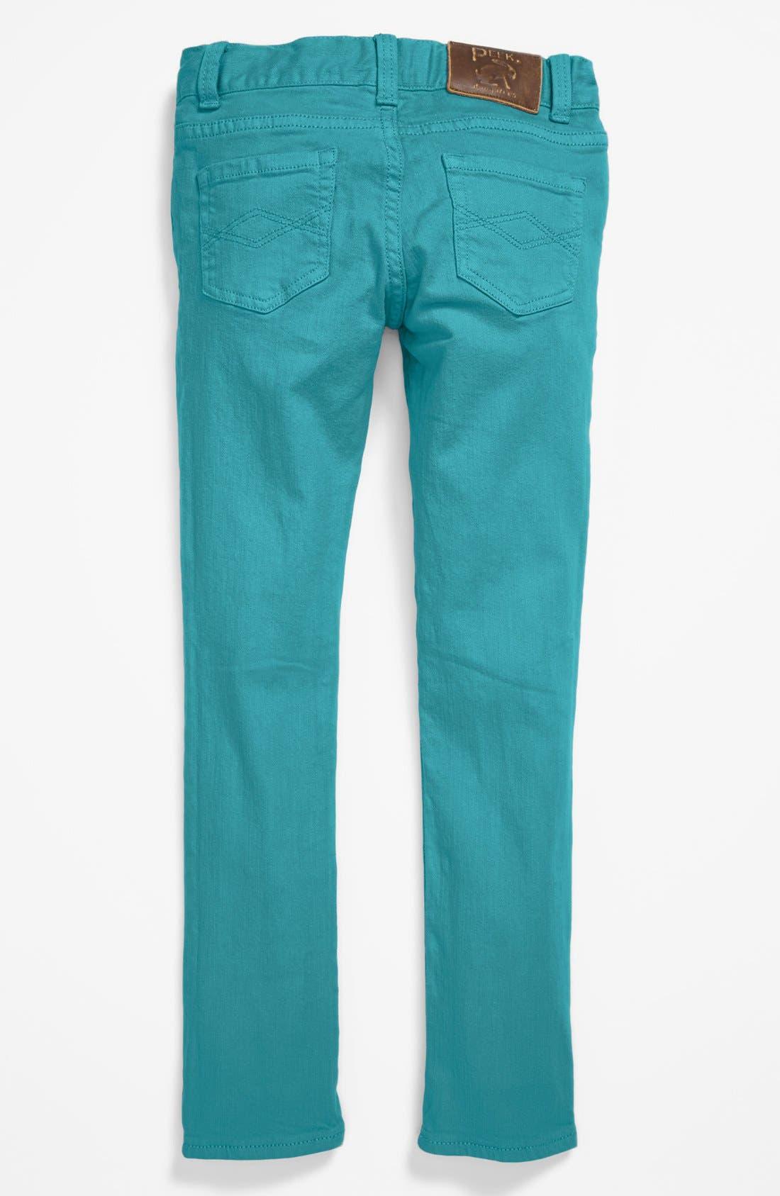 Alternate Image 1 Selected - Peek 'Margot' Skinny Jeans (Toddler Girls, Little Girls & Big Girls)