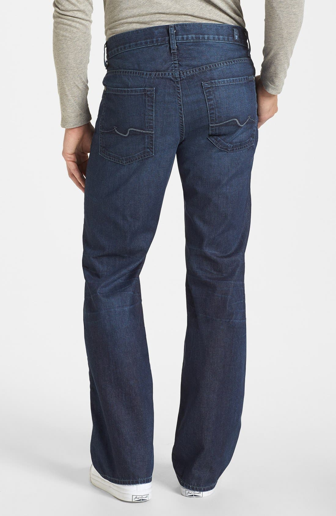 Alternate Image 2  - 7 For All Mankind® 'Austyn' Relaxed Fit Jeans (Highland Park Lane)