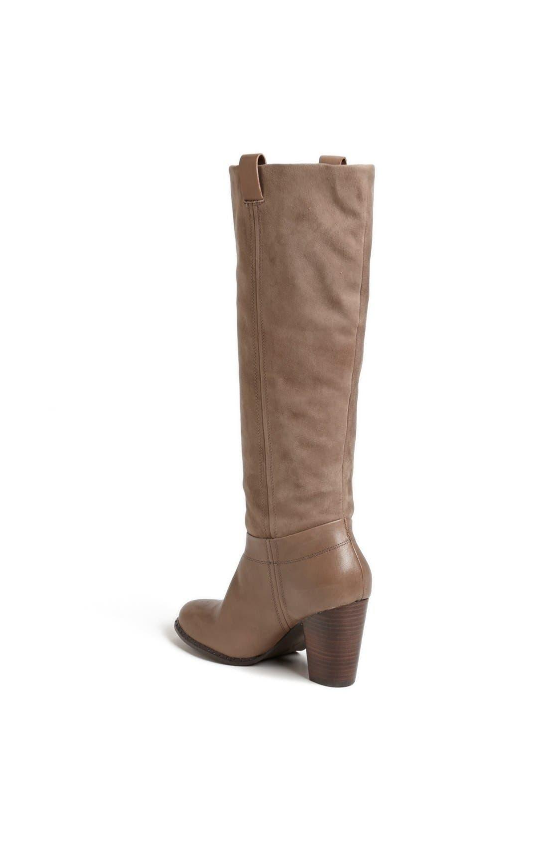 Alternate Image 2  - Splendid 'Fairview' Suede & Leather Boot