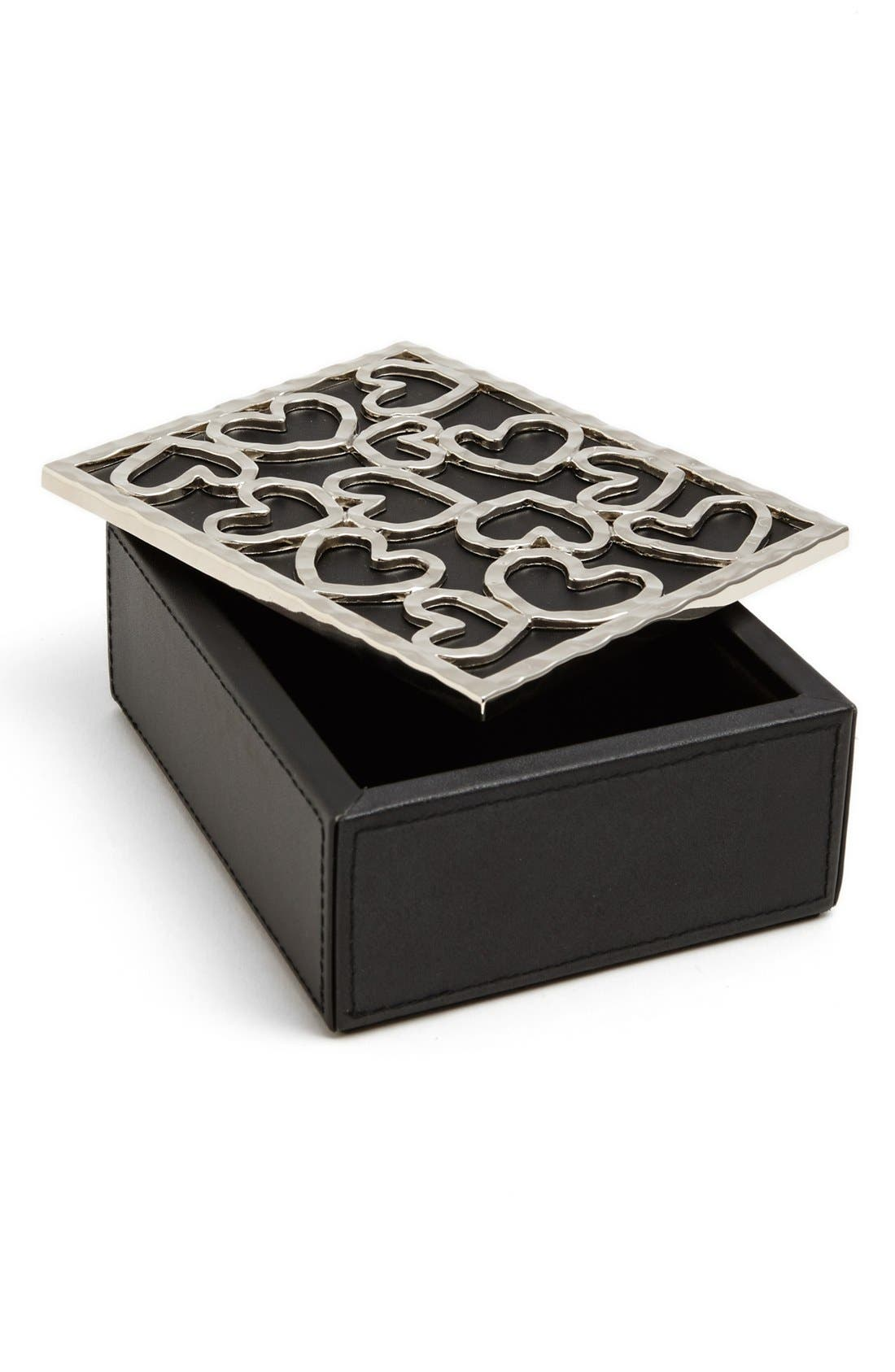 Alternate Image 1 Selected - Michael Aram 'Heart' Jewelry Box