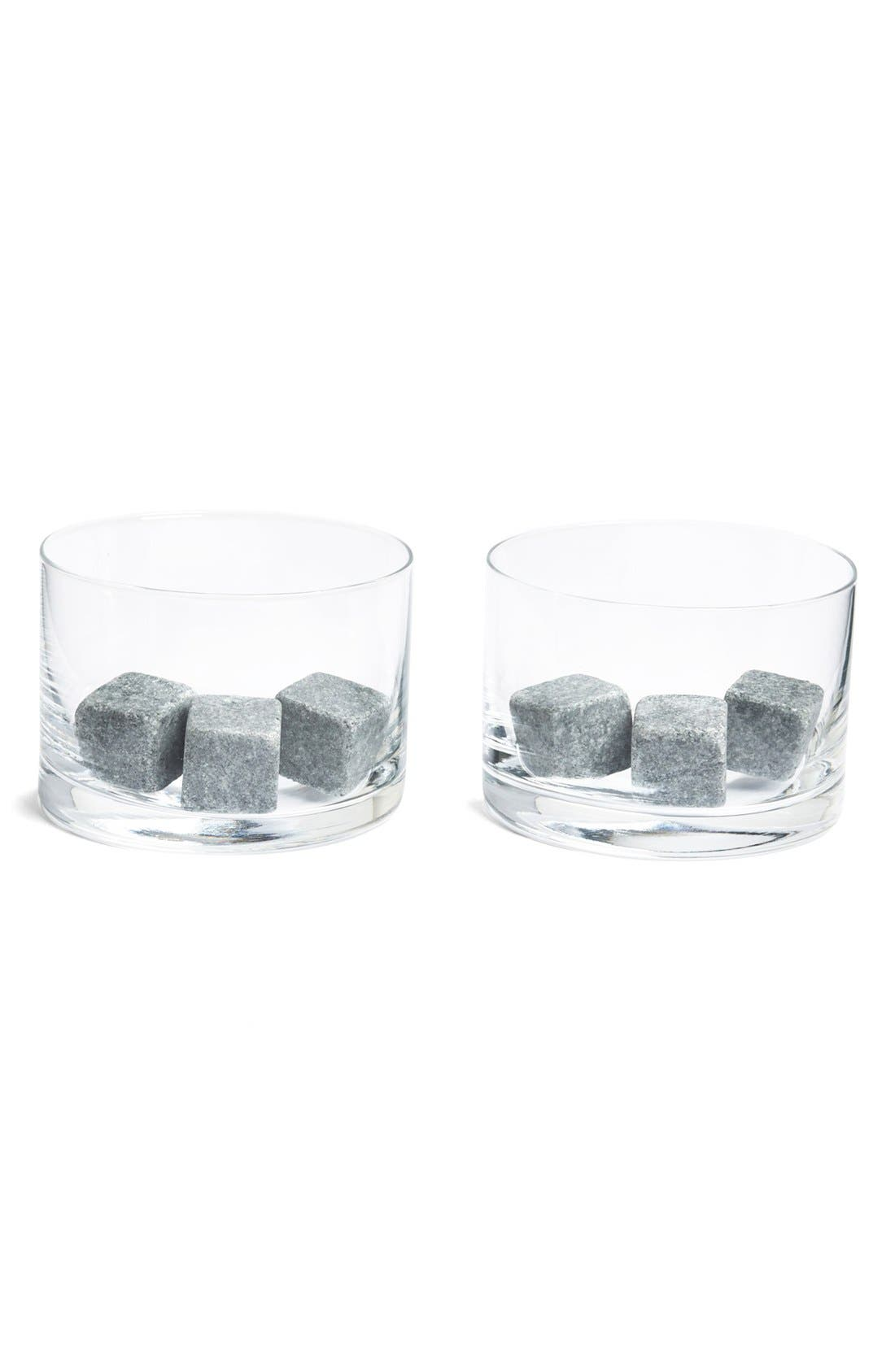 Alternate Image 1 Selected - Teroforma 'Whisky for Two' Tumbler and Beverage Cube Set