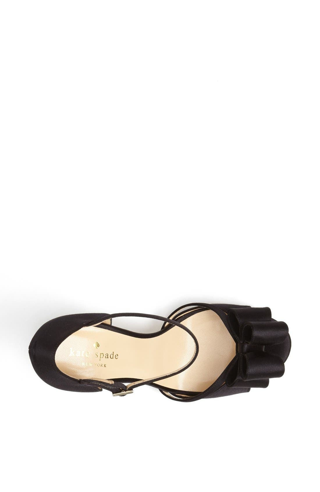 Alternate Image 3  - kate spade new york 'ivela' ankle strap sandal
