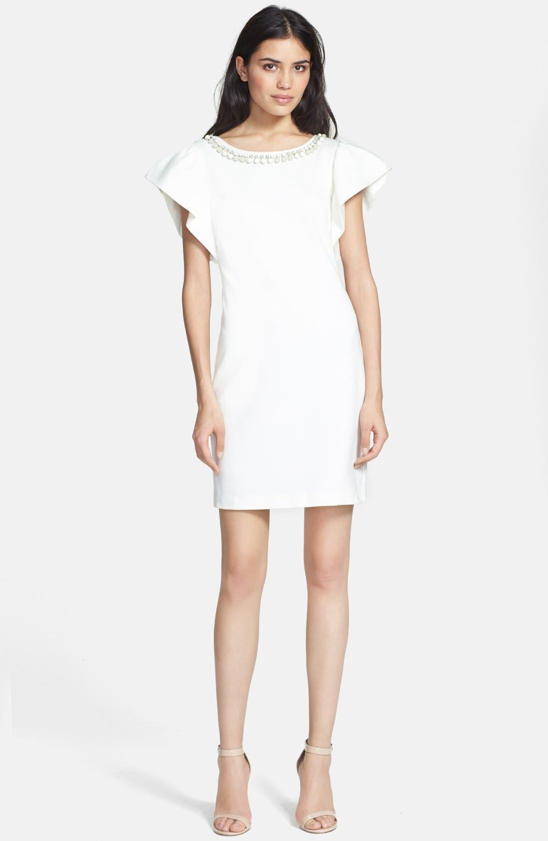 Alternate Image 1 Selected - Trina Turk 'Odele' Ponte Dress