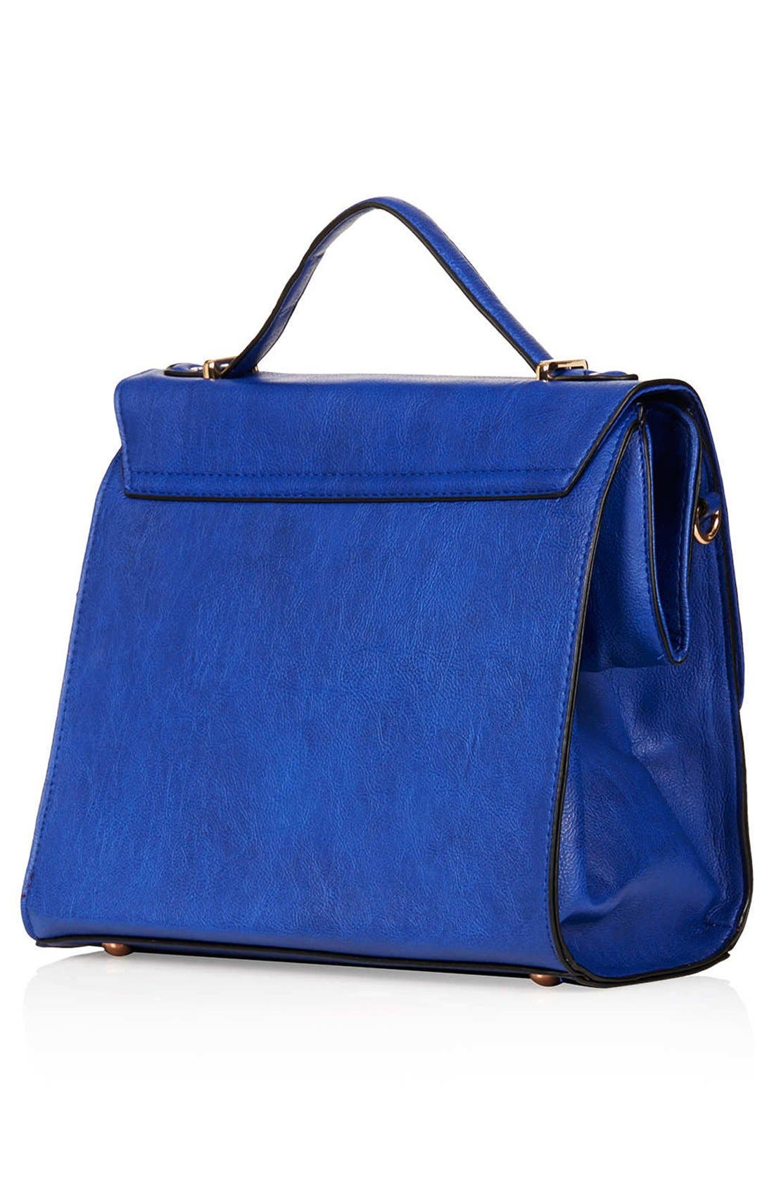 Alternate Image 4  - Topshop 'Margot' Carryall Satchel