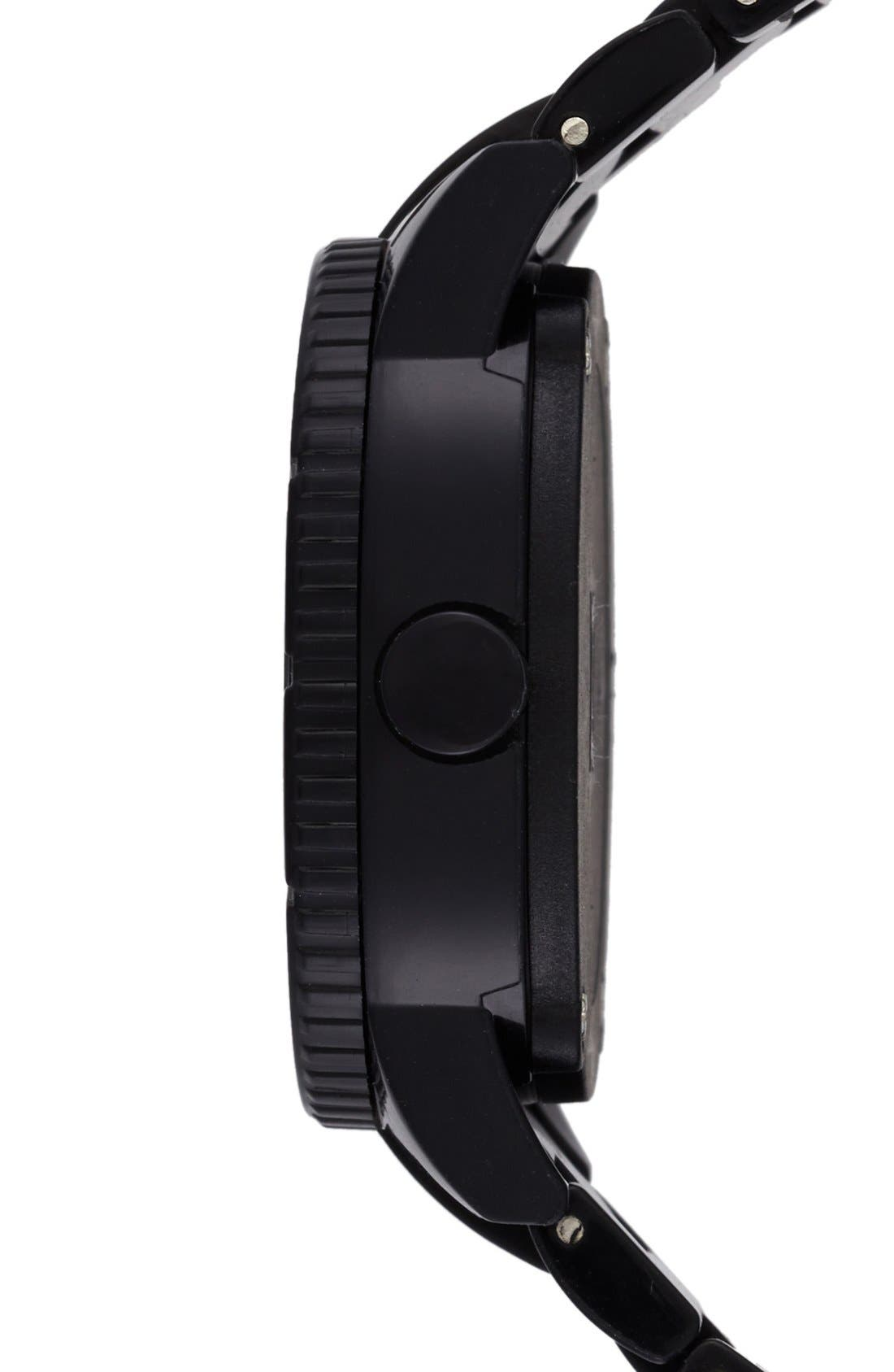Alternate Image 3  - SPROUT™ Watches Crystal Bezel Bracelet Watch, 45mm