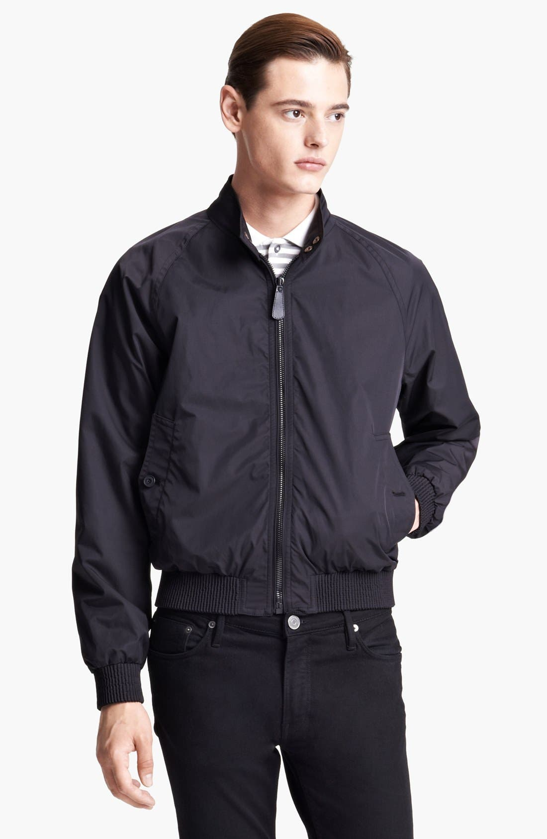 Alternate Image 1 Selected - Burberry London 'Newberry' Barracuda Jacket
