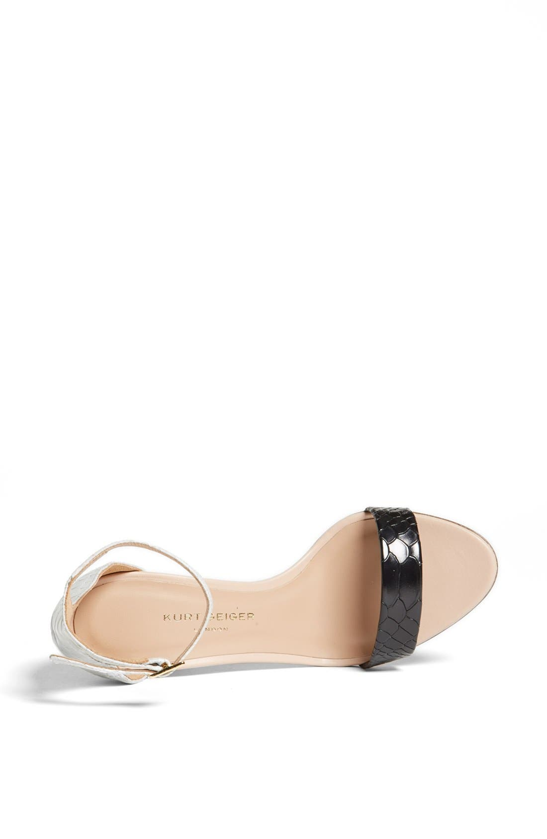 Alternate Image 3  - Kurt Geiger London 'Isabella' Sandal