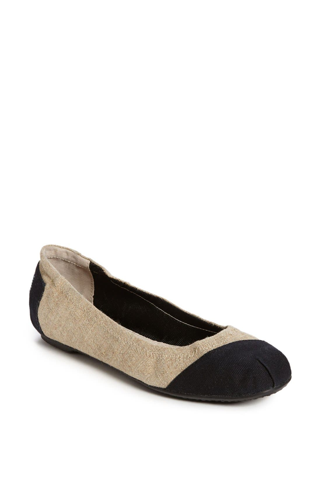 Alternate Image 1 Selected - TOMS 'Alessandra' Ballet Flat