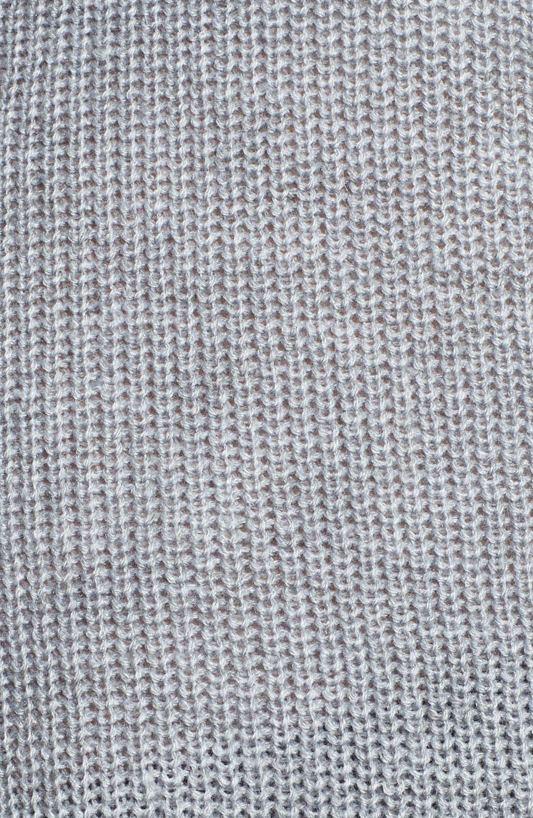 Alternate Image 3  - Jessica Simpson 'Eiffel' Embellished Sweater (Plus Size)