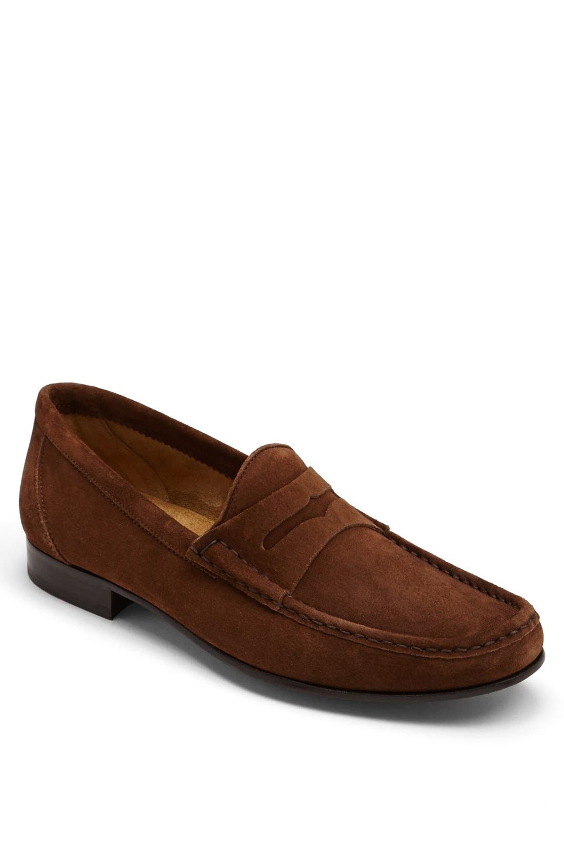 Alternate Image 1 Selected - Donald J Pliner 'Naper' Penny Loafer