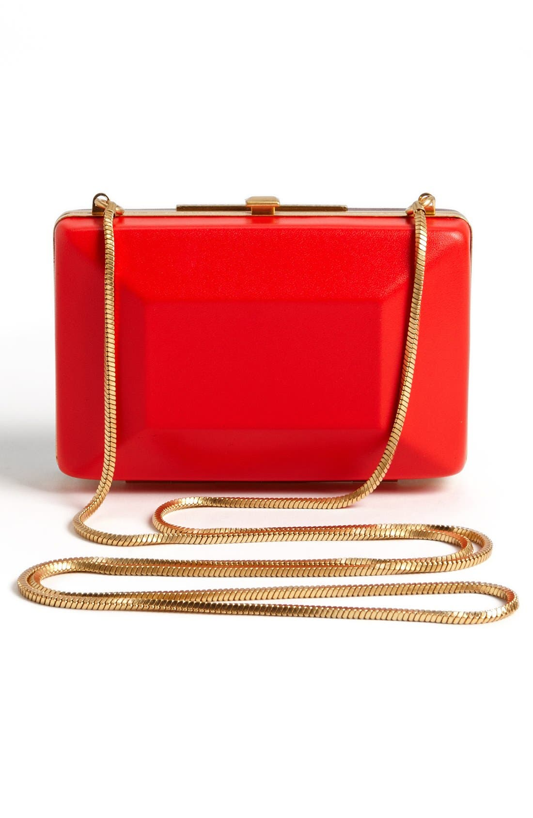 Alternate Image 4  - MARC BY MARC JACOBS 'Box It Up' Colorblock Leather Clutch