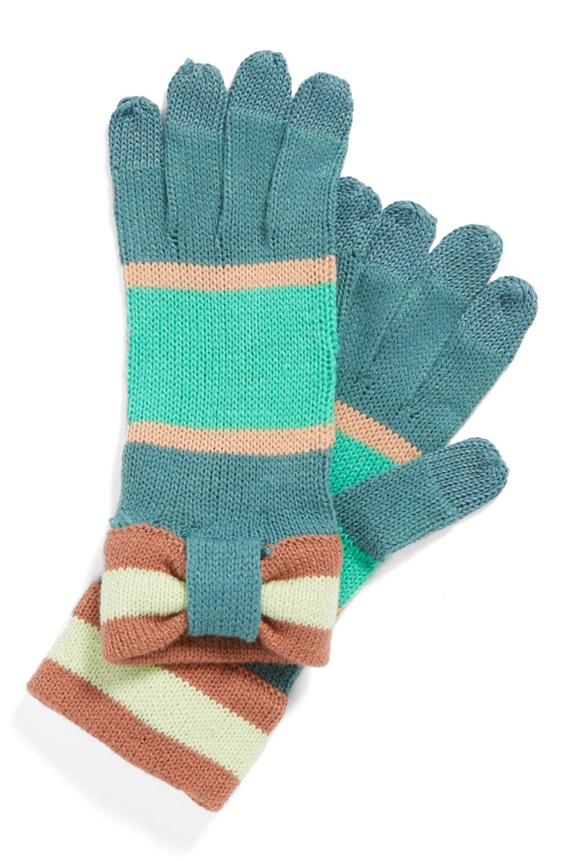 Alternate Image 1 Selected - BCBGeneration 'Turban Tuck' Gloves
