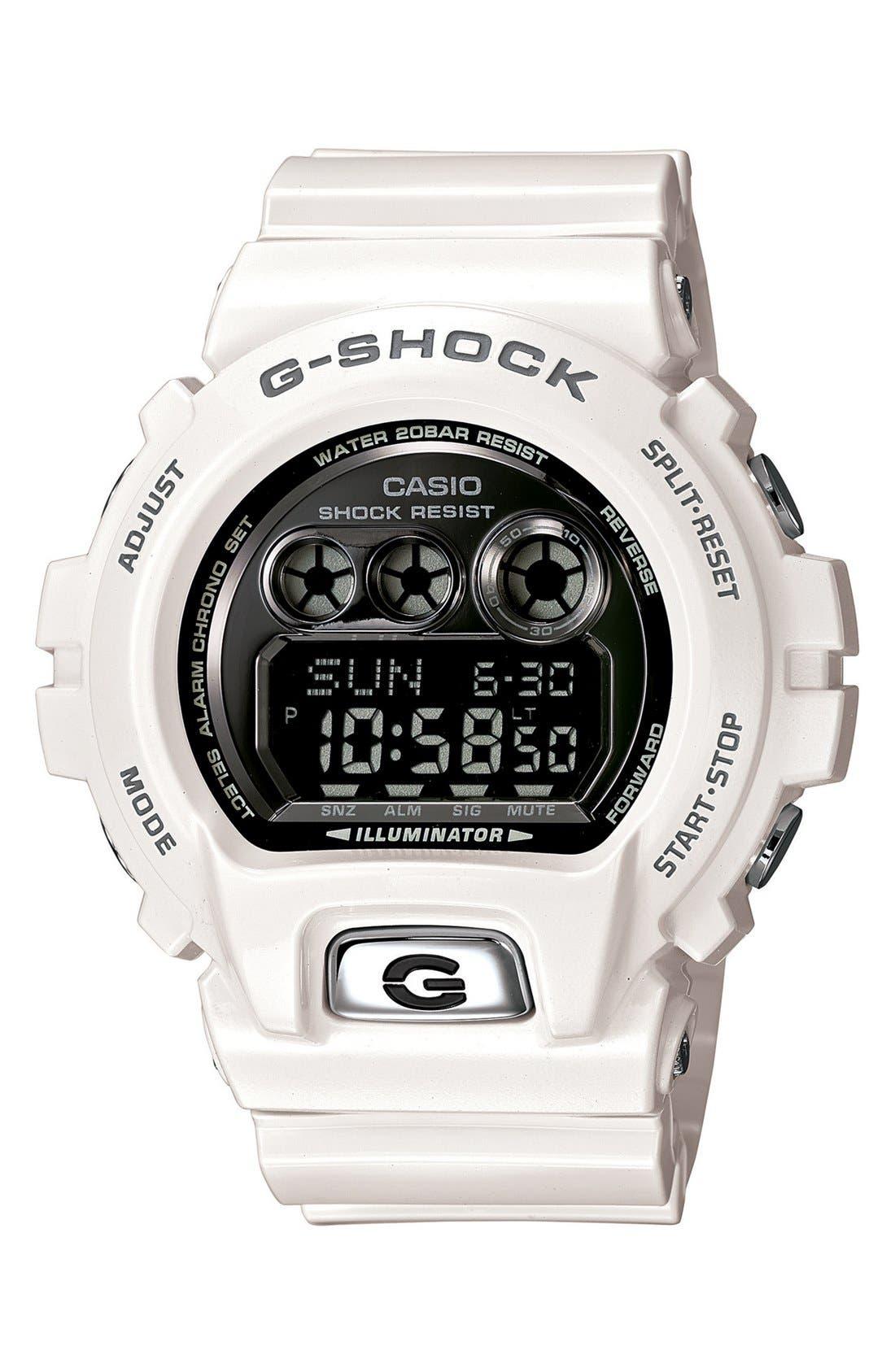 Alternate Image 1 Selected - G-Shock 'X-Large' Digital Watch, 54mm