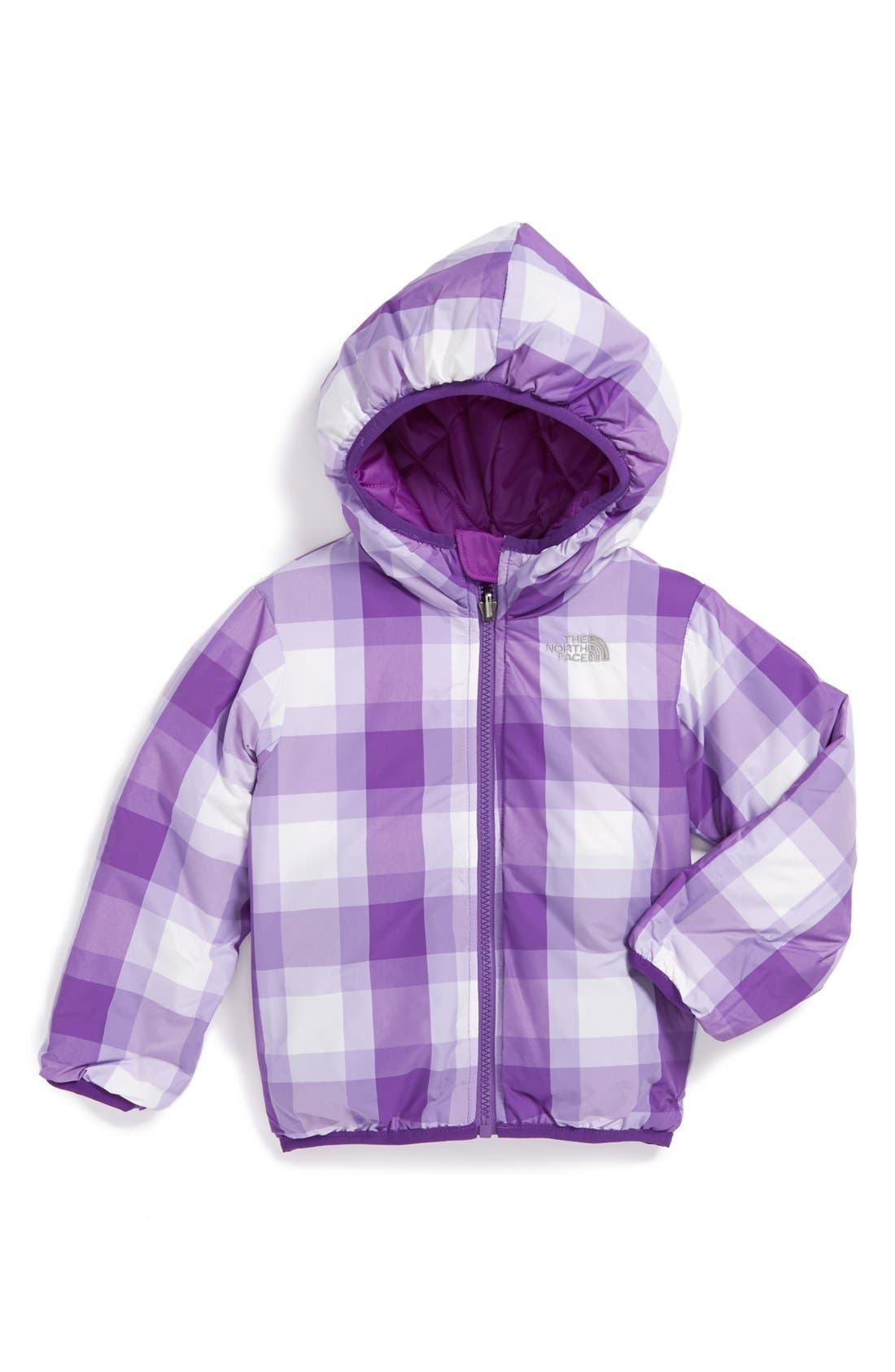 Alternate Image 2  - The North Face 'Moondoggy' Reversible Jacket (Toddler Girls)