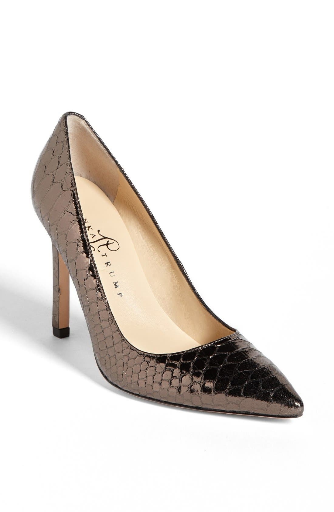 Main Image - Ivanka Trump 'Carra' Pump