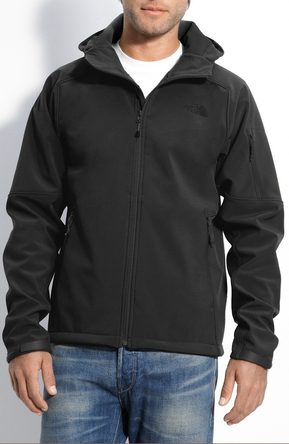 Alternate Image 1 Selected - The North Face 'Apex Android' Hoodie