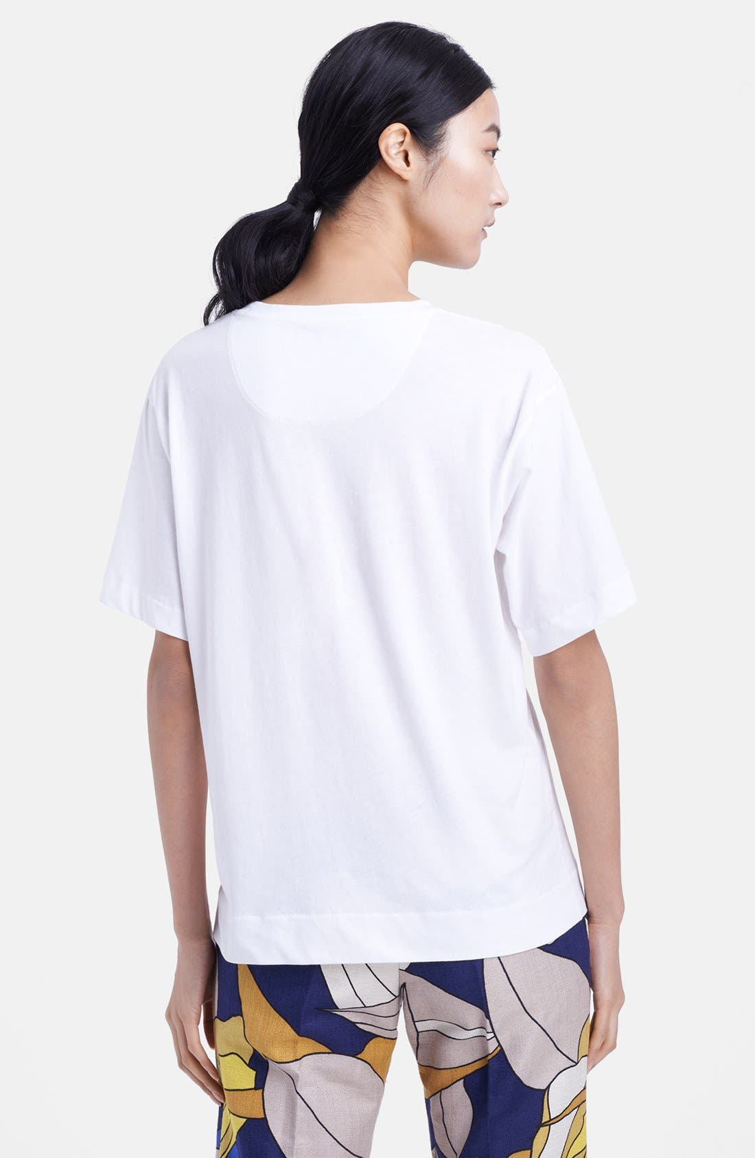 Alternate Image 2  - Marni Graphic Cotton Tee
