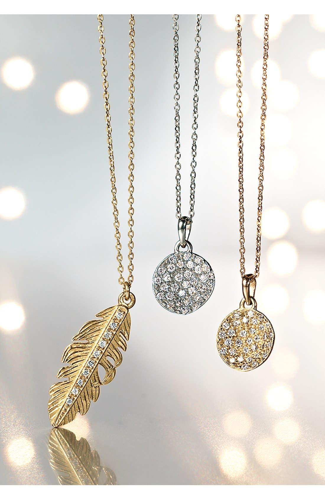 Alternate Image 6  - Melinda Maria 'Mini Nicole' Pendant Necklace