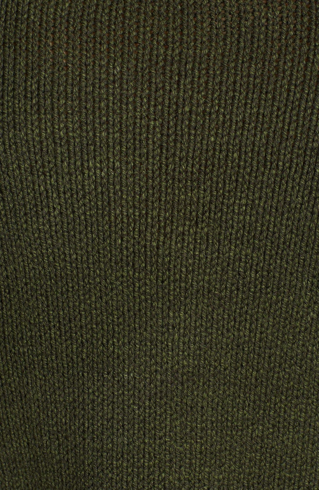 Alternate Image 3  - Curio Colorblock V-Neck Sweater