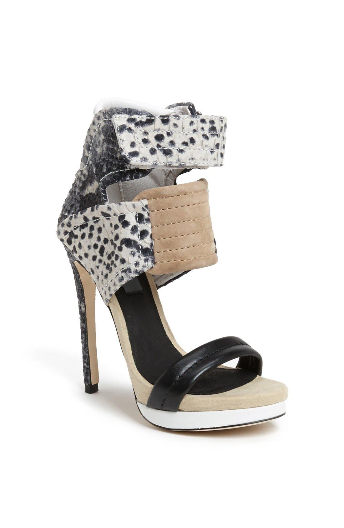 Alternate Image 1 Selected - MIA Limited Edition 'Rocco' Platform Sandal