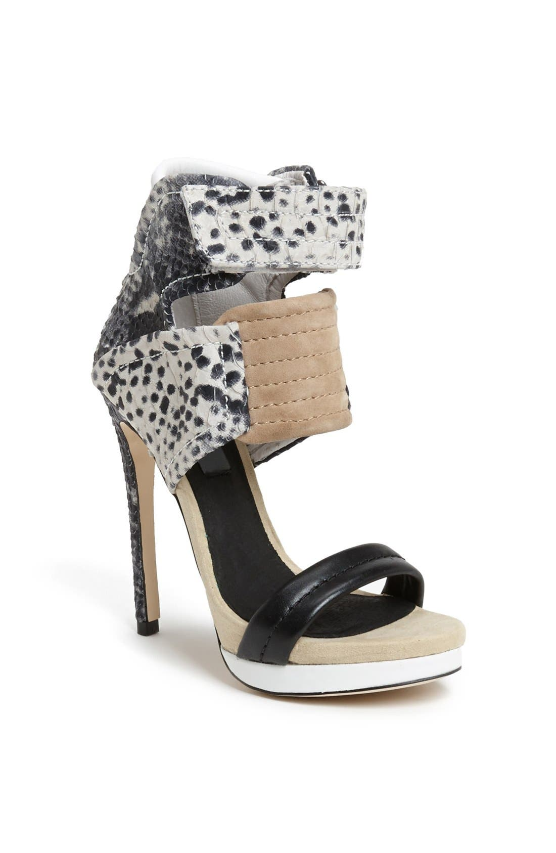 Main Image - MIA Limited Edition 'Rocco' Platform Sandal