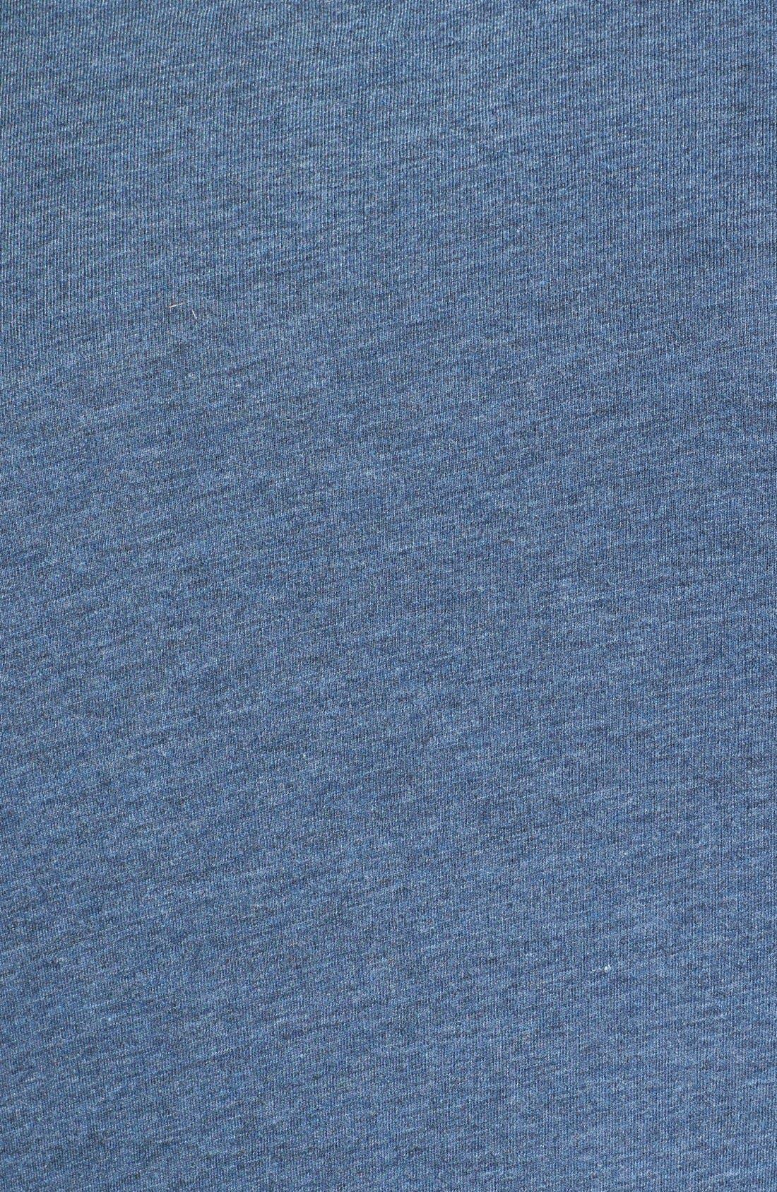 Alternate Image 3  - Retro Brand 'UCLA Bruins' Mélange T-Shirt