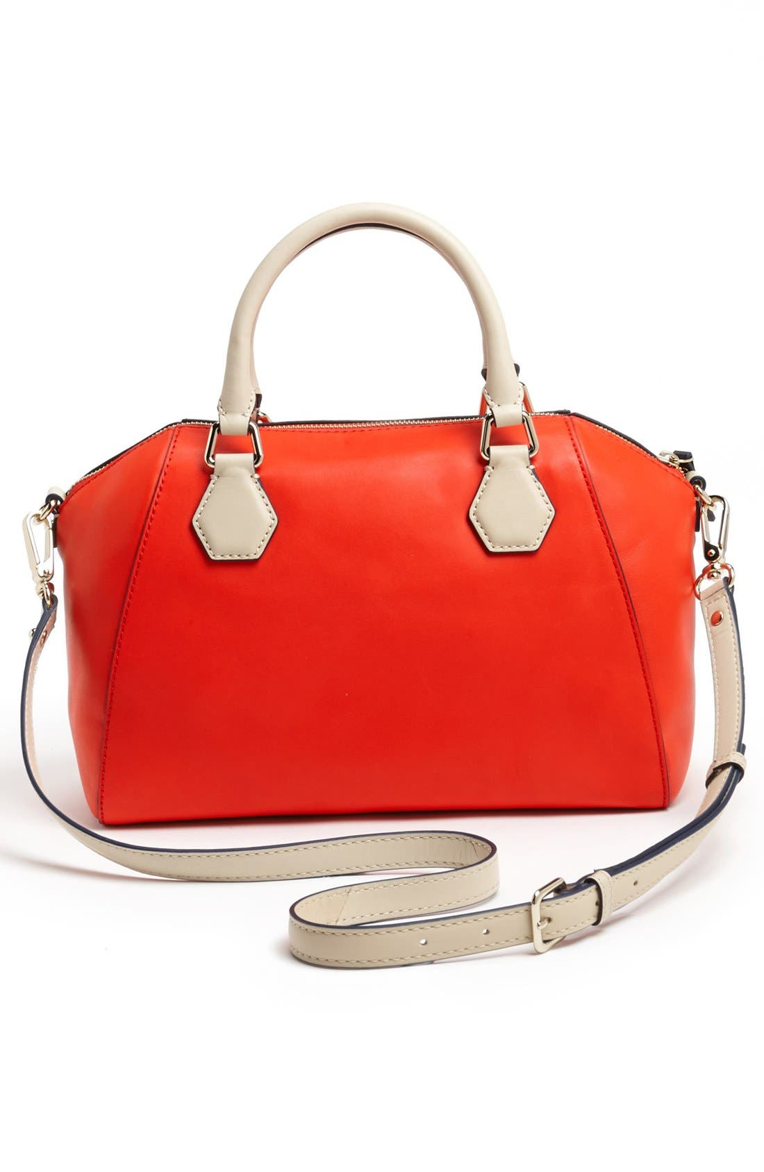 Alternate Image 4  - kate spade new york 'catherine street - pippa' leather satchel
