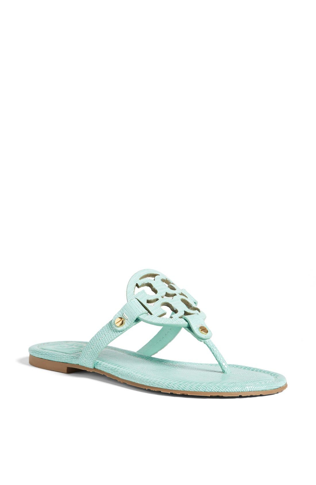 Alternate Image 1 Selected - Tory Burch 'Miller' Sandal (Nordstrom Exclusive Color)