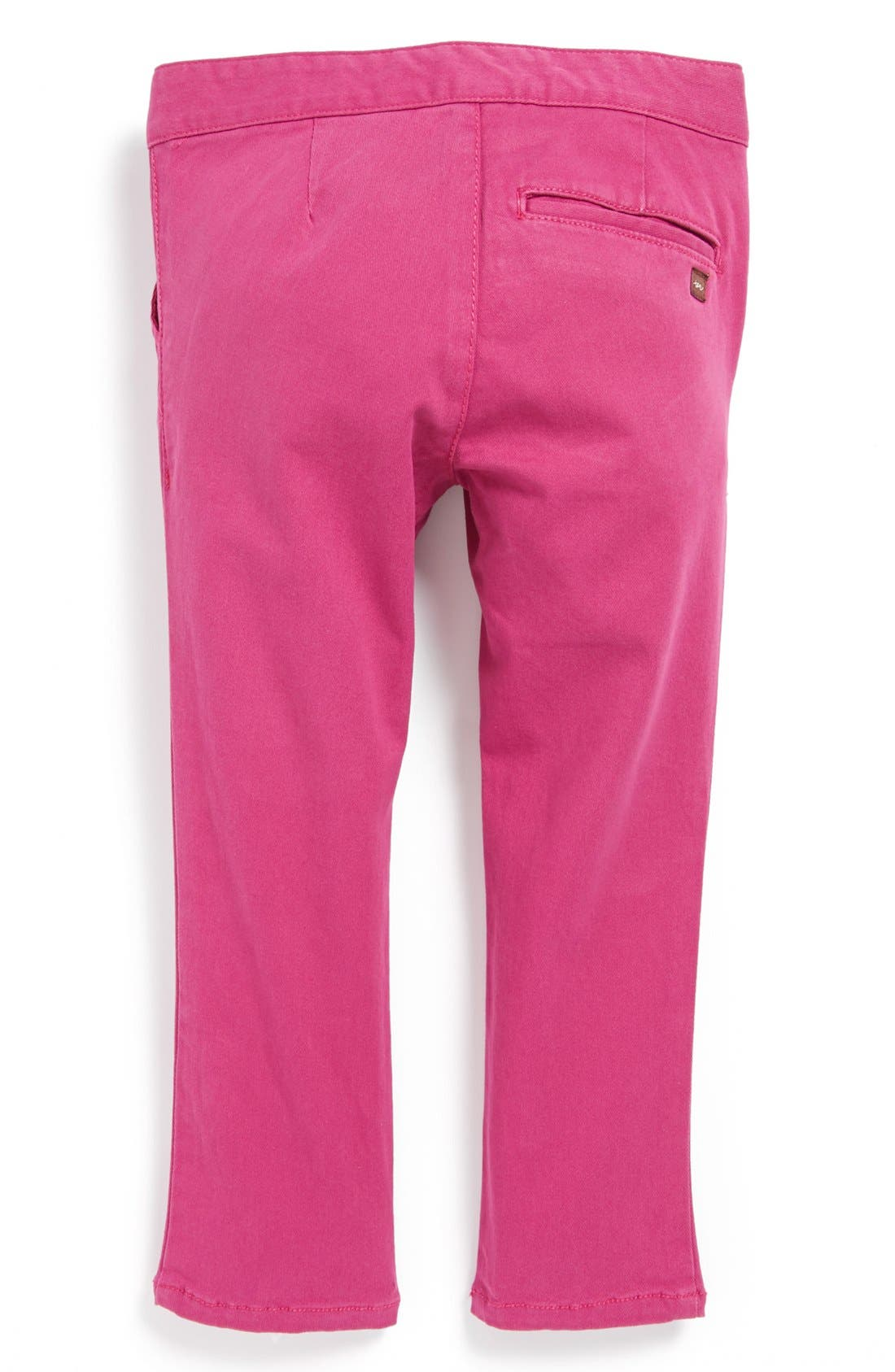 Alternate Image 2  - Tea Collection Stretch Twill Pants (Toddler Girls)