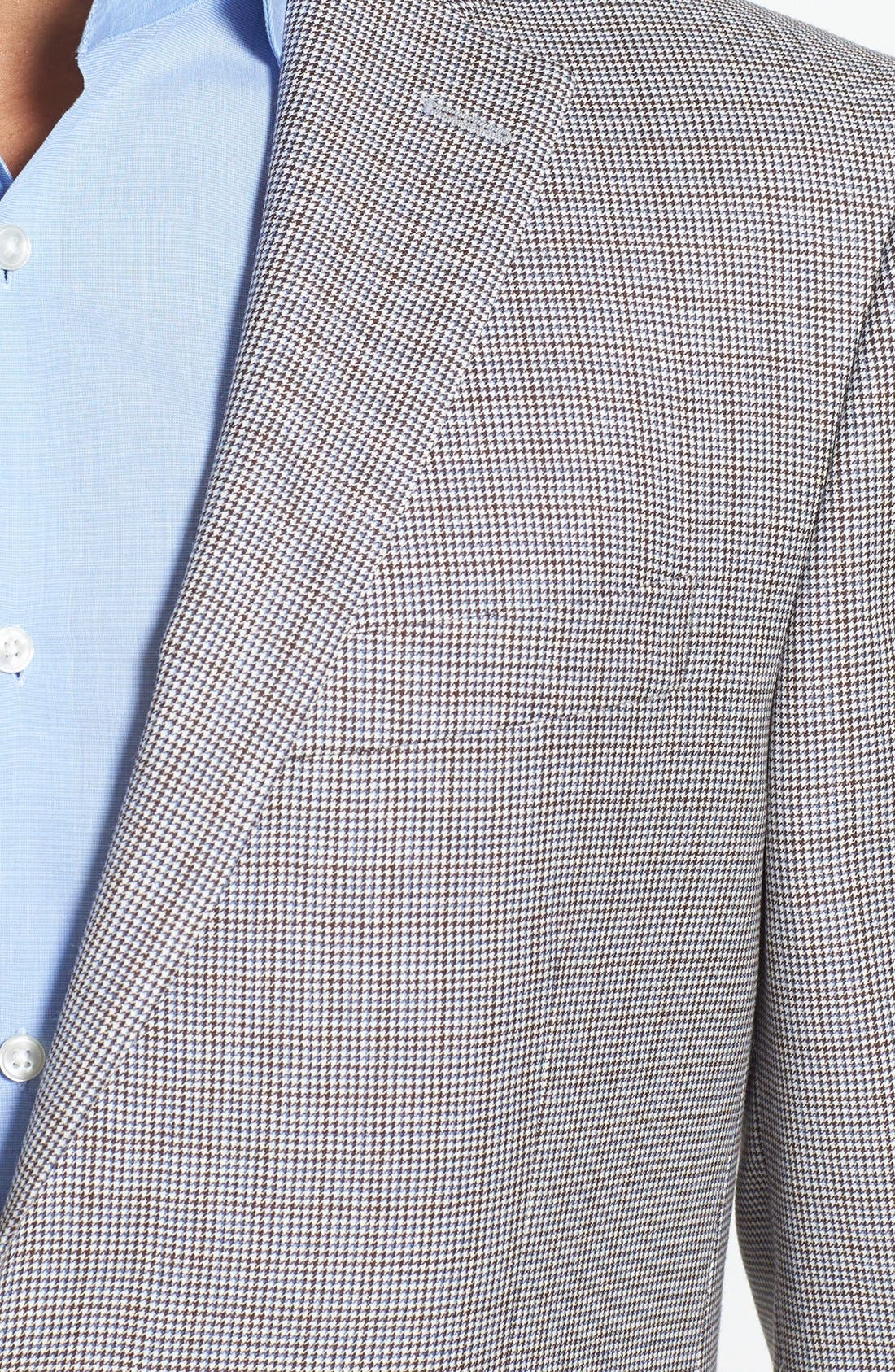 Alternate Image 3  - Peter Millar Classic Fit Check Sportcoat