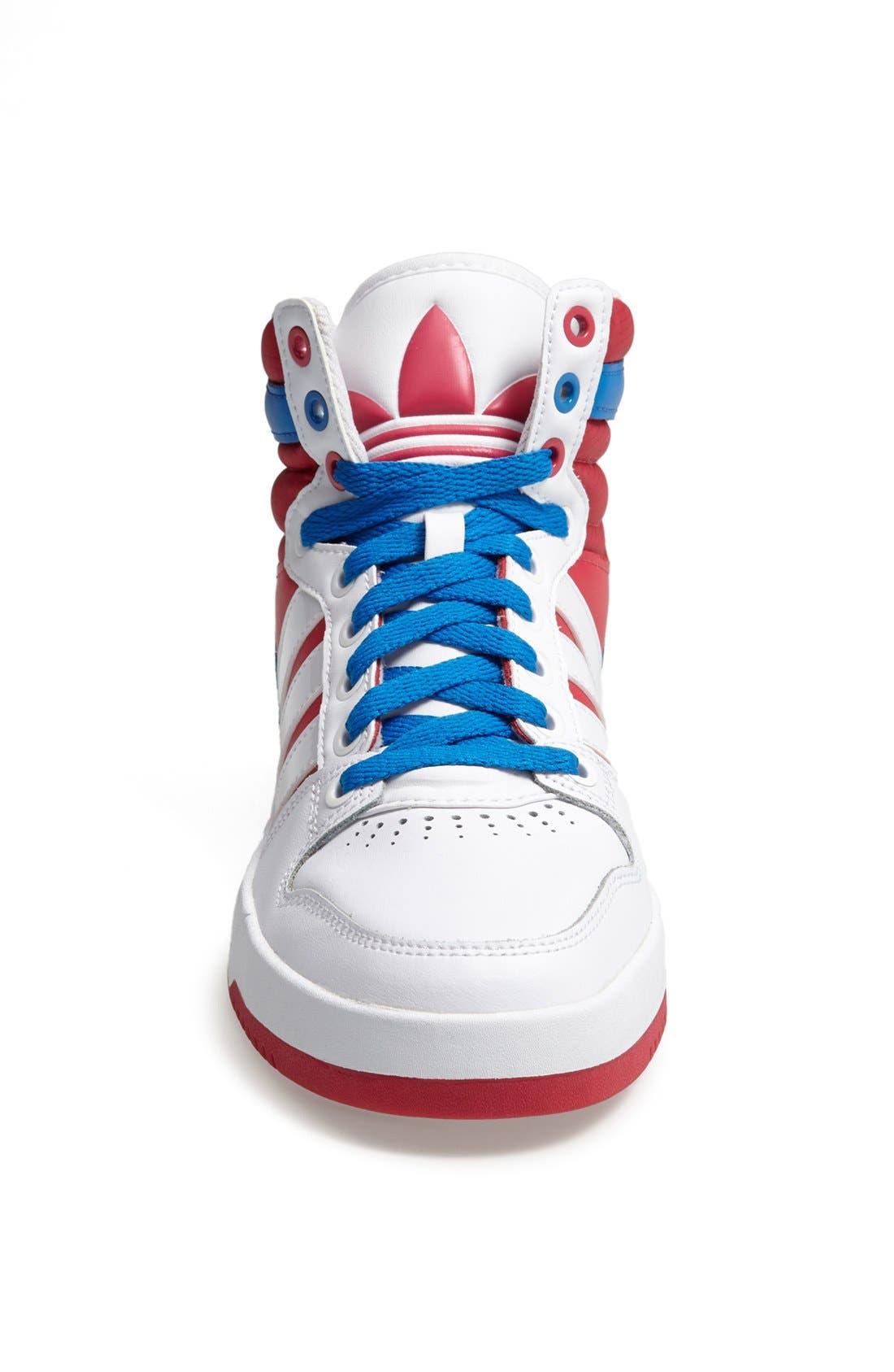 Alternate Image 3  - adidas 'Court Attitude' Sneaker (Women)