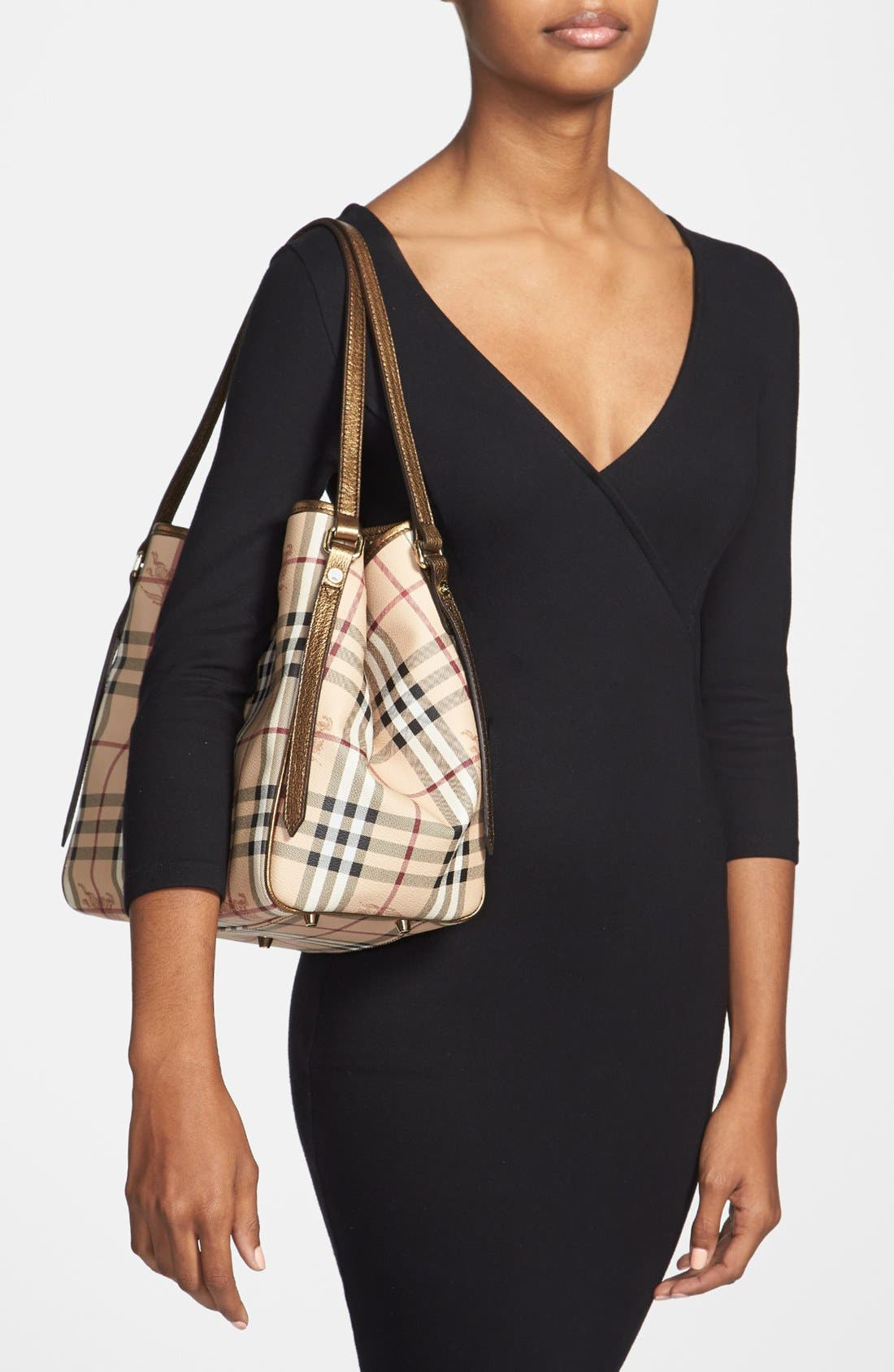 Alternate Image 2  - Burberry 'Small Canterbury' Shoulder Tote