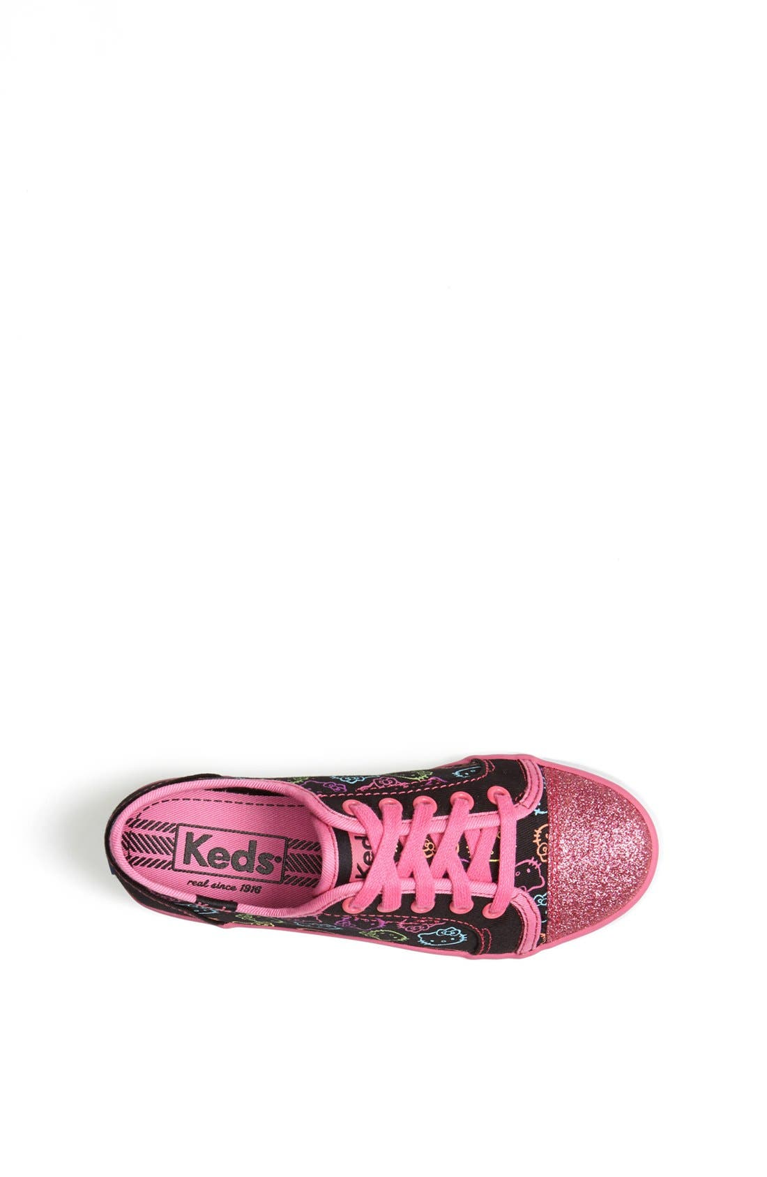 Alternate Image 3  - Keds 'Hello Kitty® - Rally' Sneaker (Toddler, Little Kid & Big Kid)