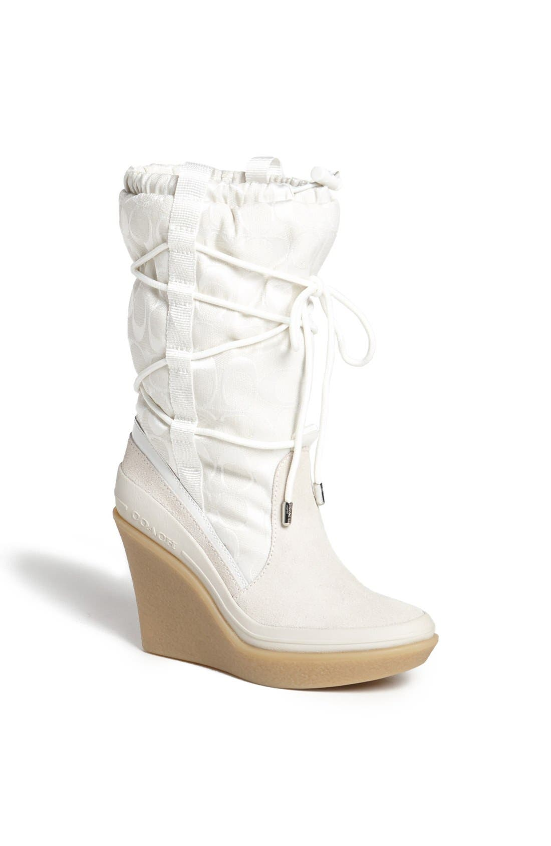 Alternate Image 1 Selected - COACH 'Wynfled' Boot