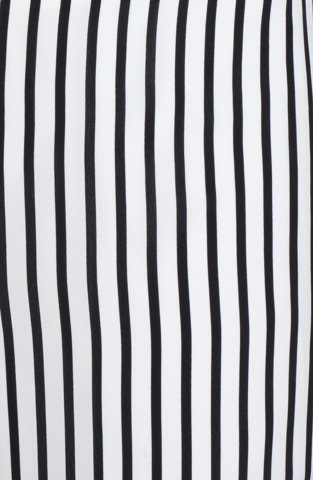 Alternate Image 5  - J Brand Ready-To-Wear 'Delia' Stripe Trousers