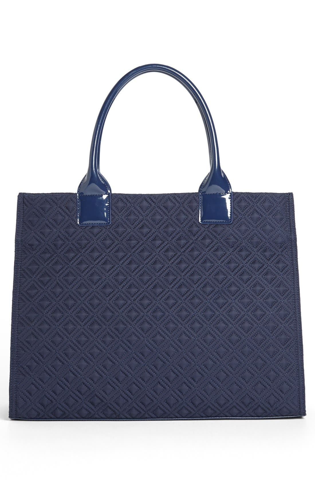 Alternate Image 4  - Tory Burch 'Ella' Quilted Tote, Extra Large