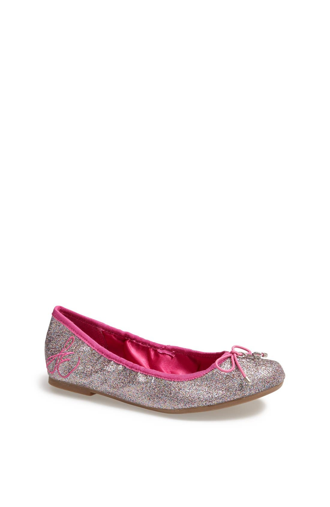 Main Image - Sam Edelman 'Fiona' Flat (Little Kid & Big Kid)