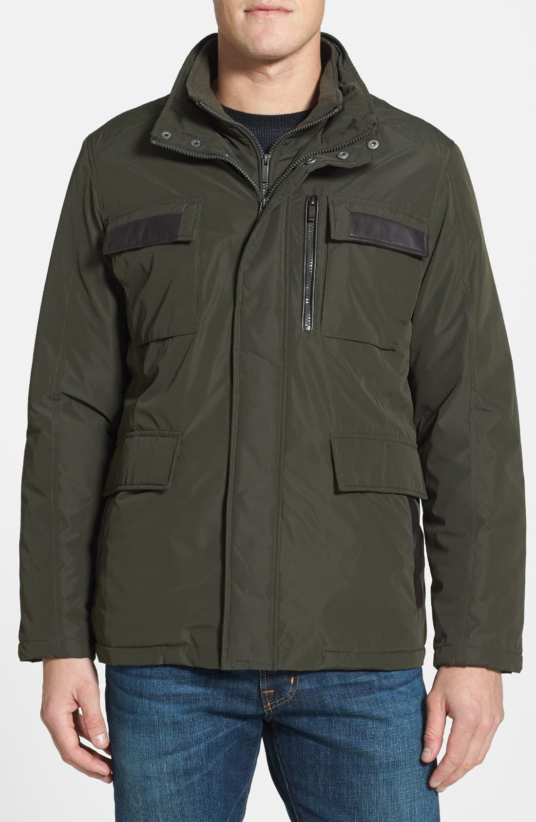 Alternate Image 1 Selected - Cole Haan Nylon Jacket