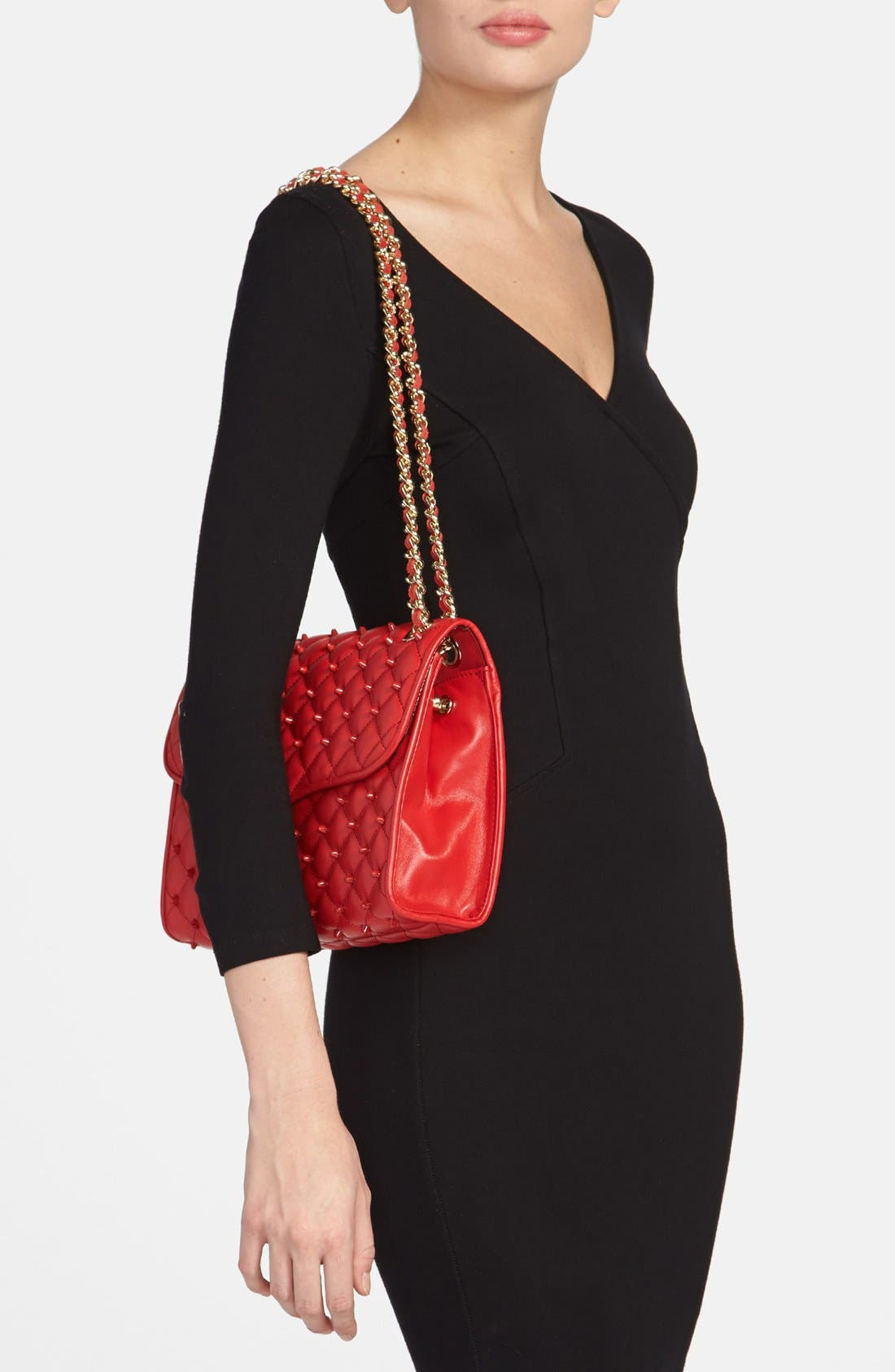 Alternate Image 2  - Rebecca Minkoff 'Affair - Studded' Shoulder Bag