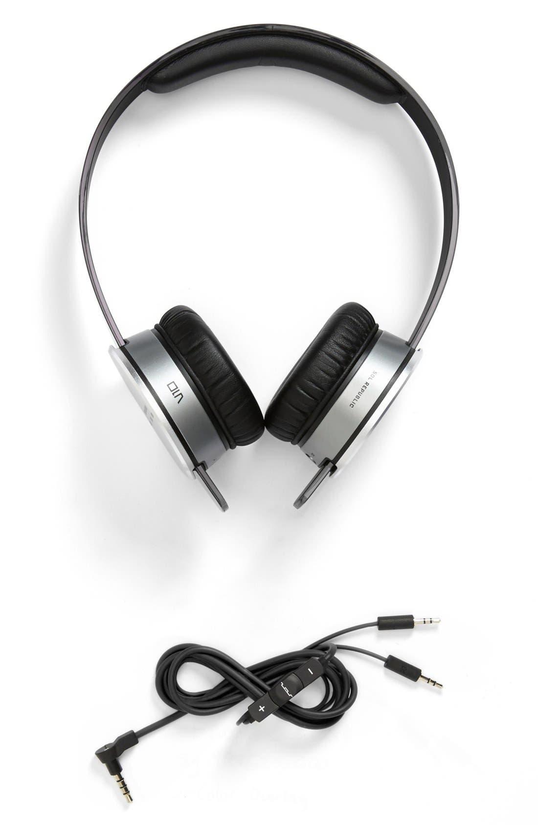 Alternate Image 2  - SOL REPUBLIC 'Tracks V10 HD' On-Ear Headphones